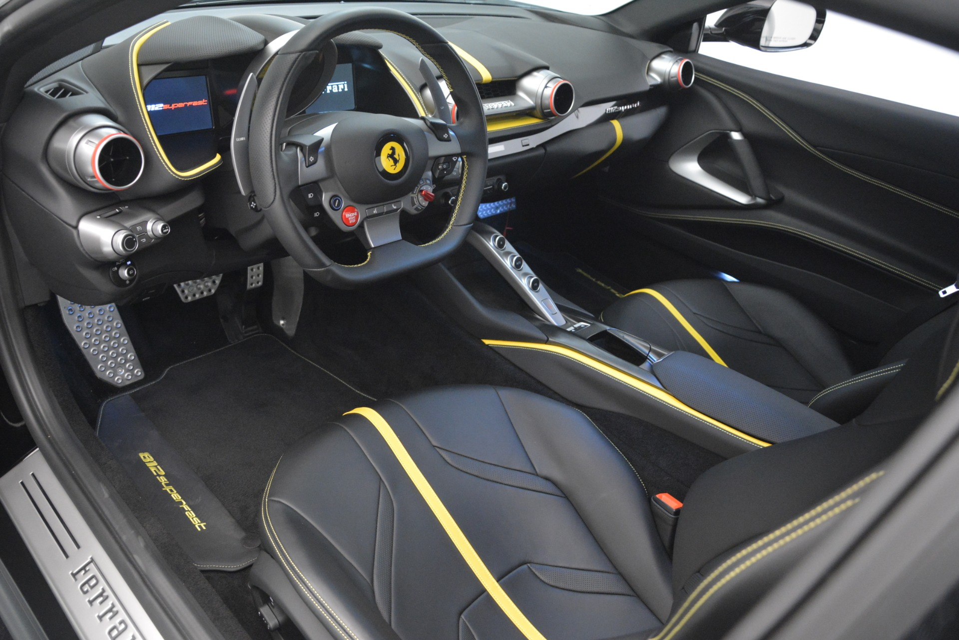 Used 2019 Ferrari 812 Superfast  For Sale In Greenwich, CT. Alfa Romeo of Greenwich, 4568 3200_p15