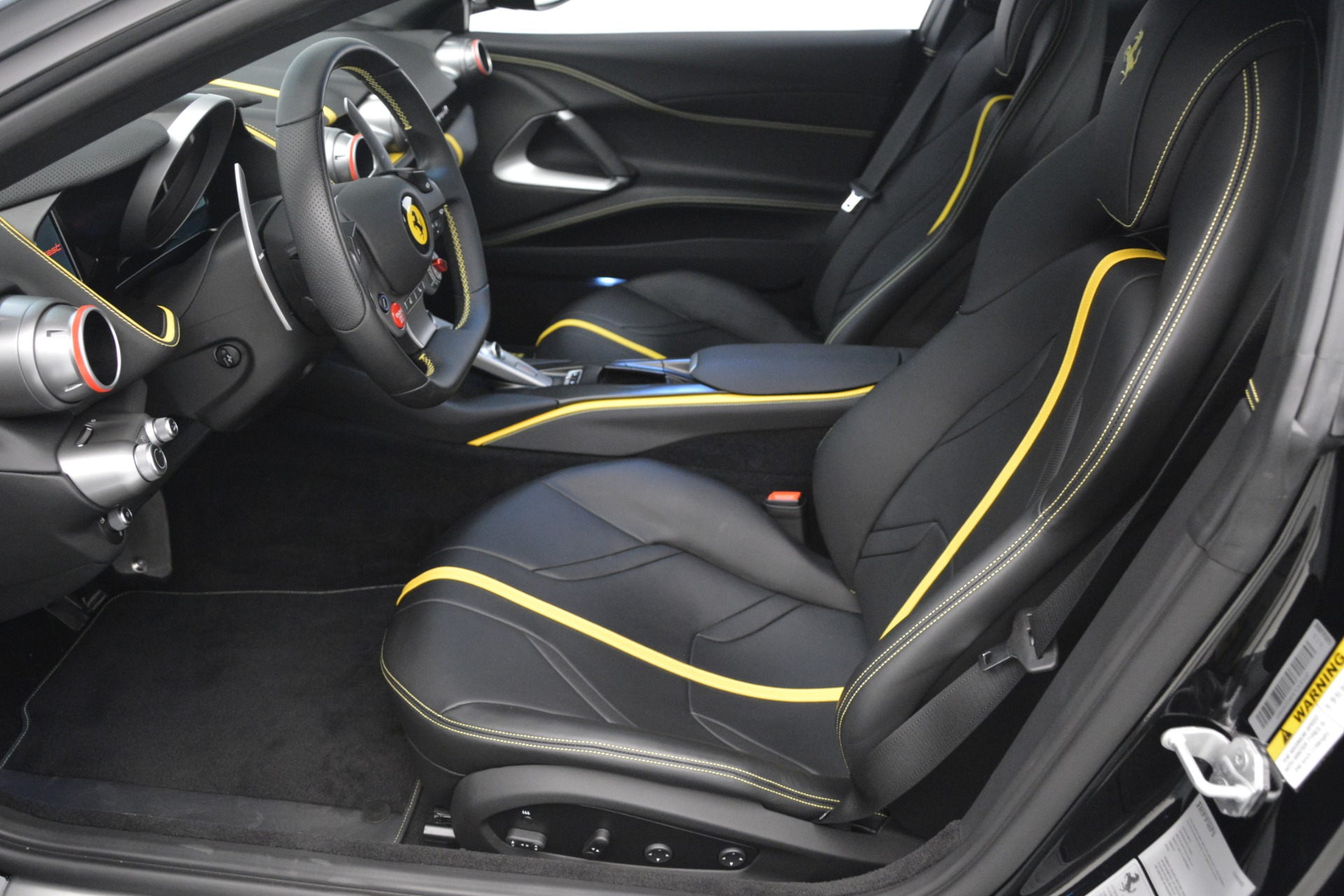 Used 2019 Ferrari 812 Superfast  For Sale In Greenwich, CT. Alfa Romeo of Greenwich, 4568 3200_p16