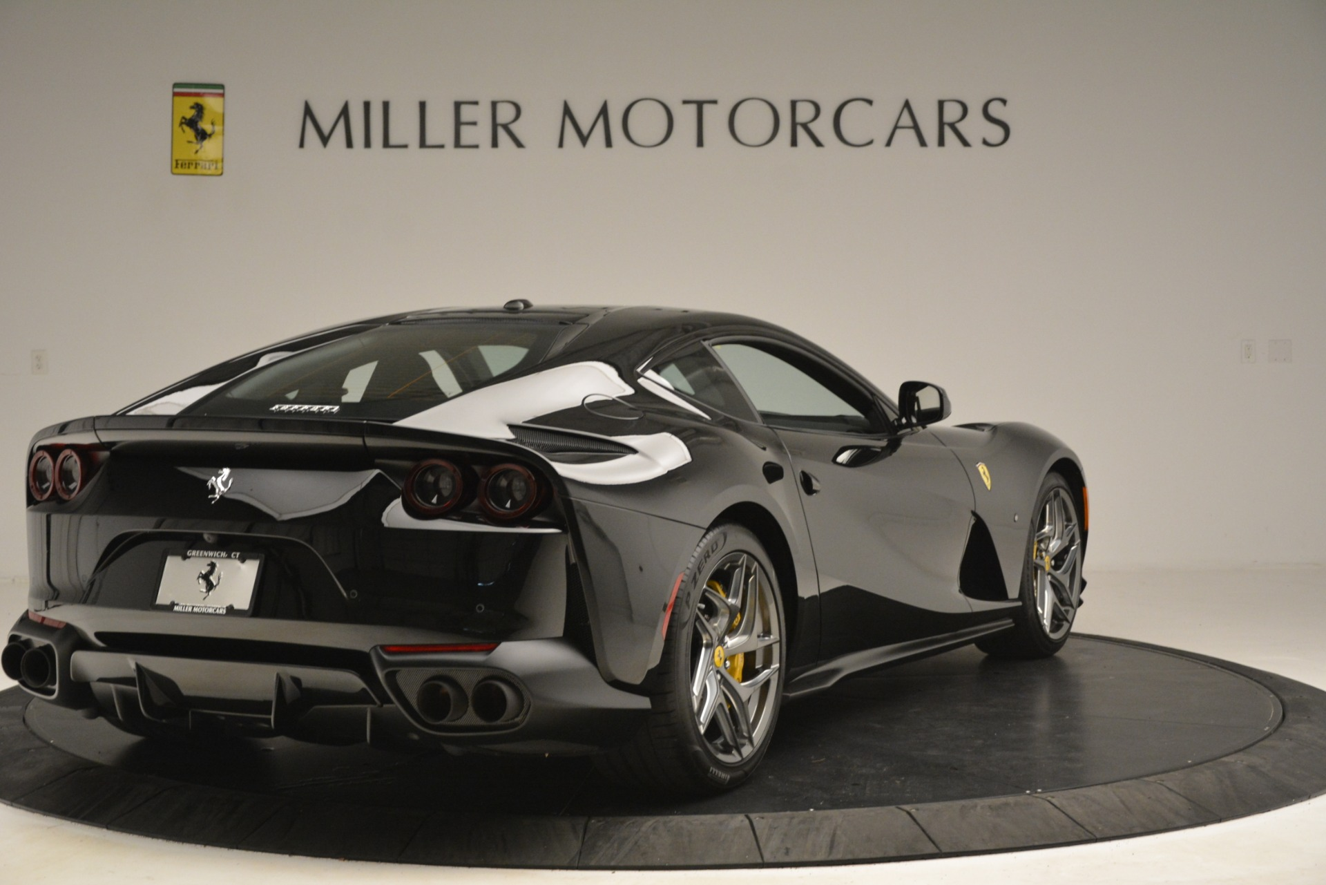Used 2019 Ferrari 812 Superfast  For Sale In Greenwich, CT. Alfa Romeo of Greenwich, 4568 3200_p7