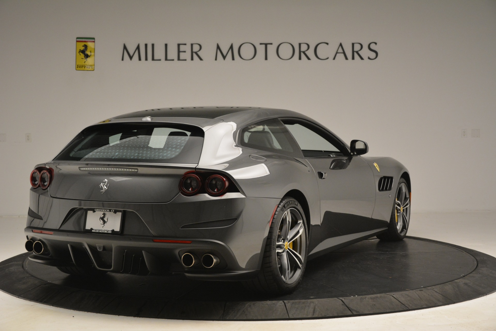 Used 2018 Ferrari GTC4Lusso  For Sale In Greenwich, CT. Alfa Romeo of Greenwich, 4569 3201_p7