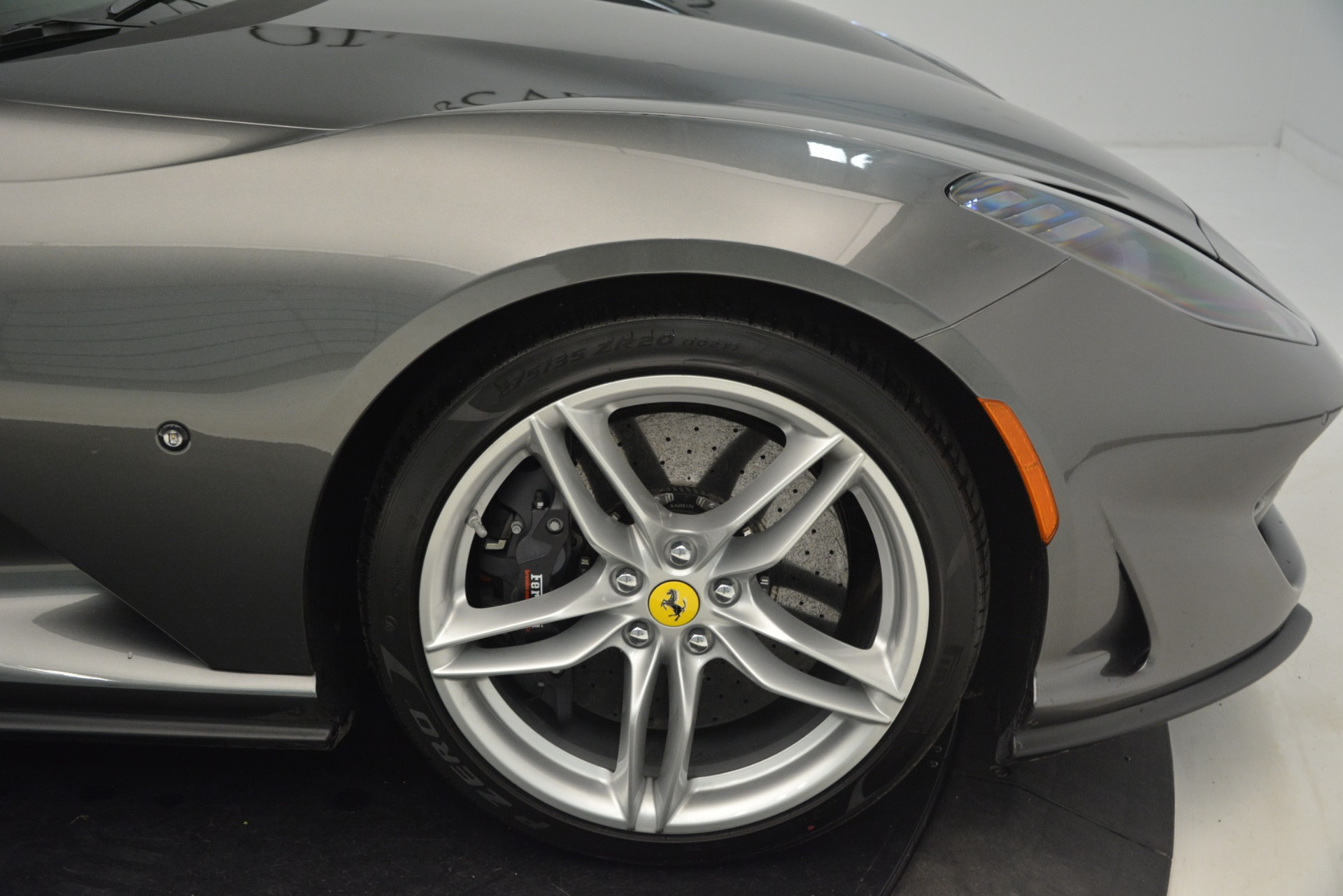 Used 2018 Ferrari 812 Superfast  For Sale In Greenwich, CT. Alfa Romeo of Greenwich, 4565C 3202_p13