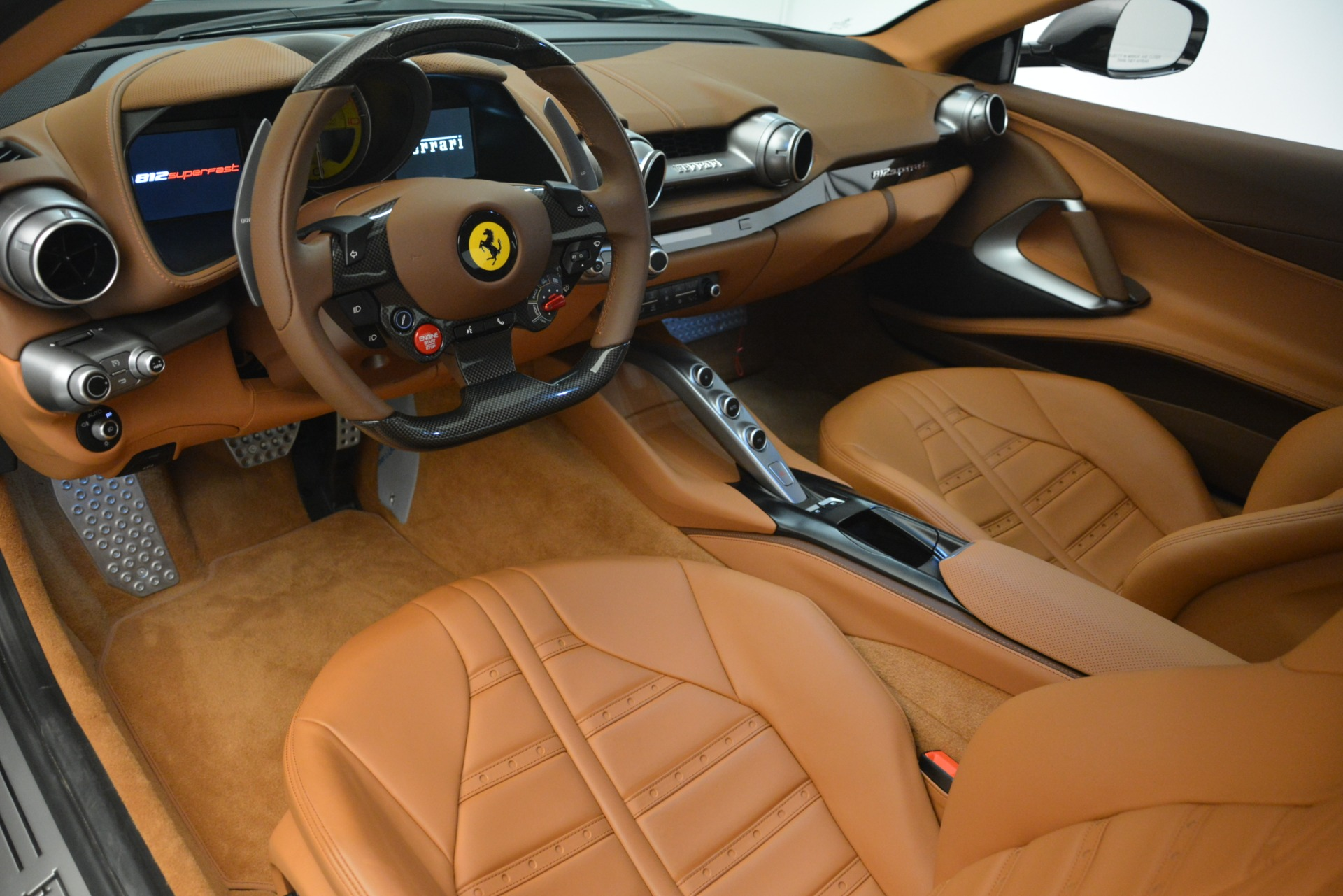 Used 2018 Ferrari 812 Superfast  For Sale In Greenwich, CT. Alfa Romeo of Greenwich, 4565C 3202_p14