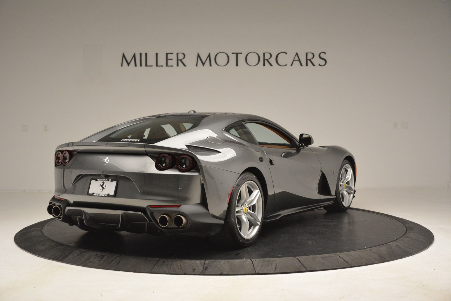 Used 2018 Ferrari 812 Superfast  For Sale In Greenwich, CT. Alfa Romeo of Greenwich, 4565C 3202_p7