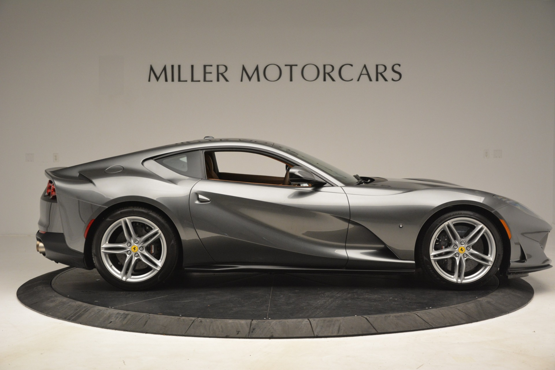 Used 2018 Ferrari 812 Superfast  For Sale In Greenwich, CT. Alfa Romeo of Greenwich, 4565C 3202_p9