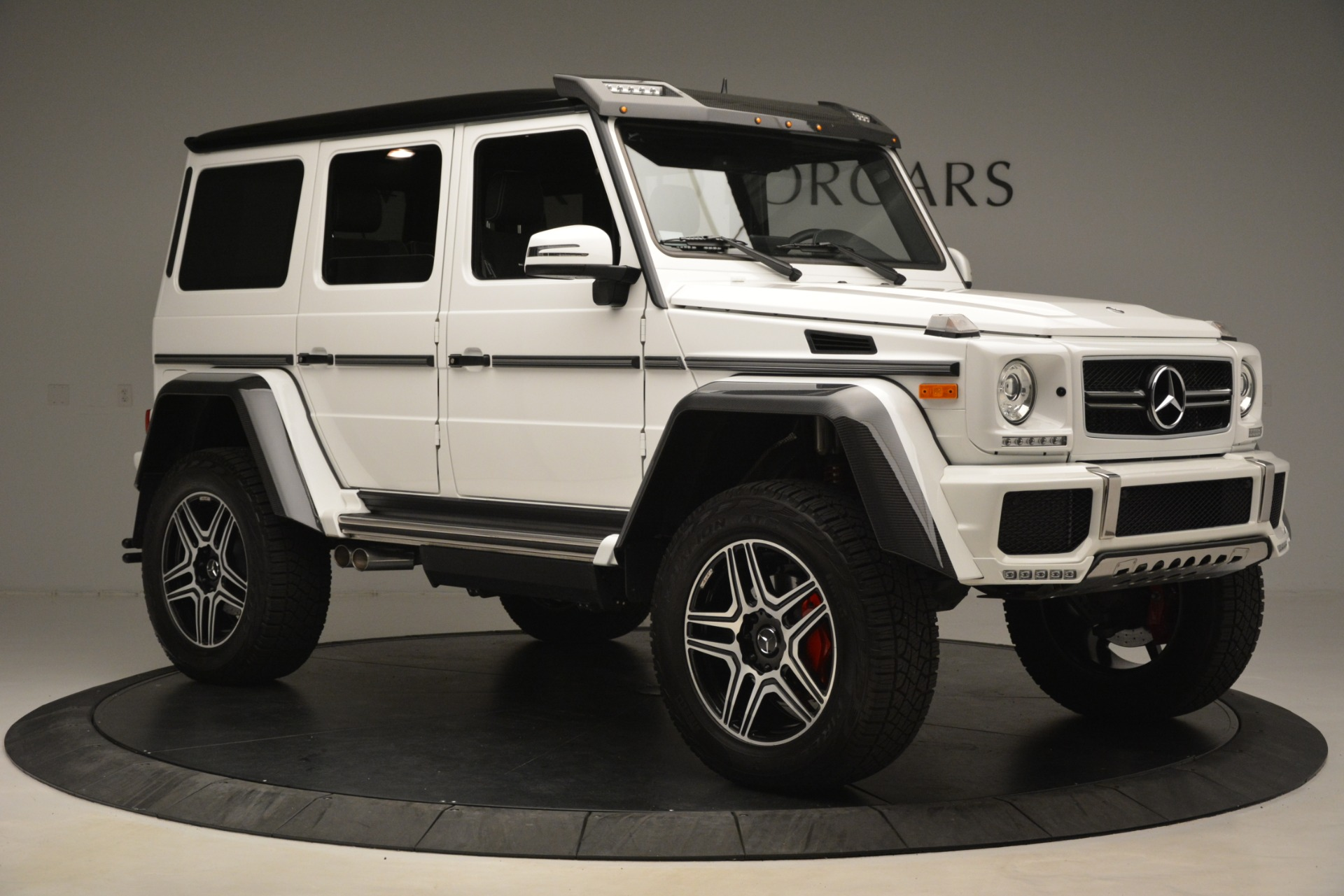 Used 2018 Mercedes-Benz G-Class G 550 4x4 Squared For Sale In Greenwich, CT. Alfa Romeo of Greenwich, 4520A 3204_p10
