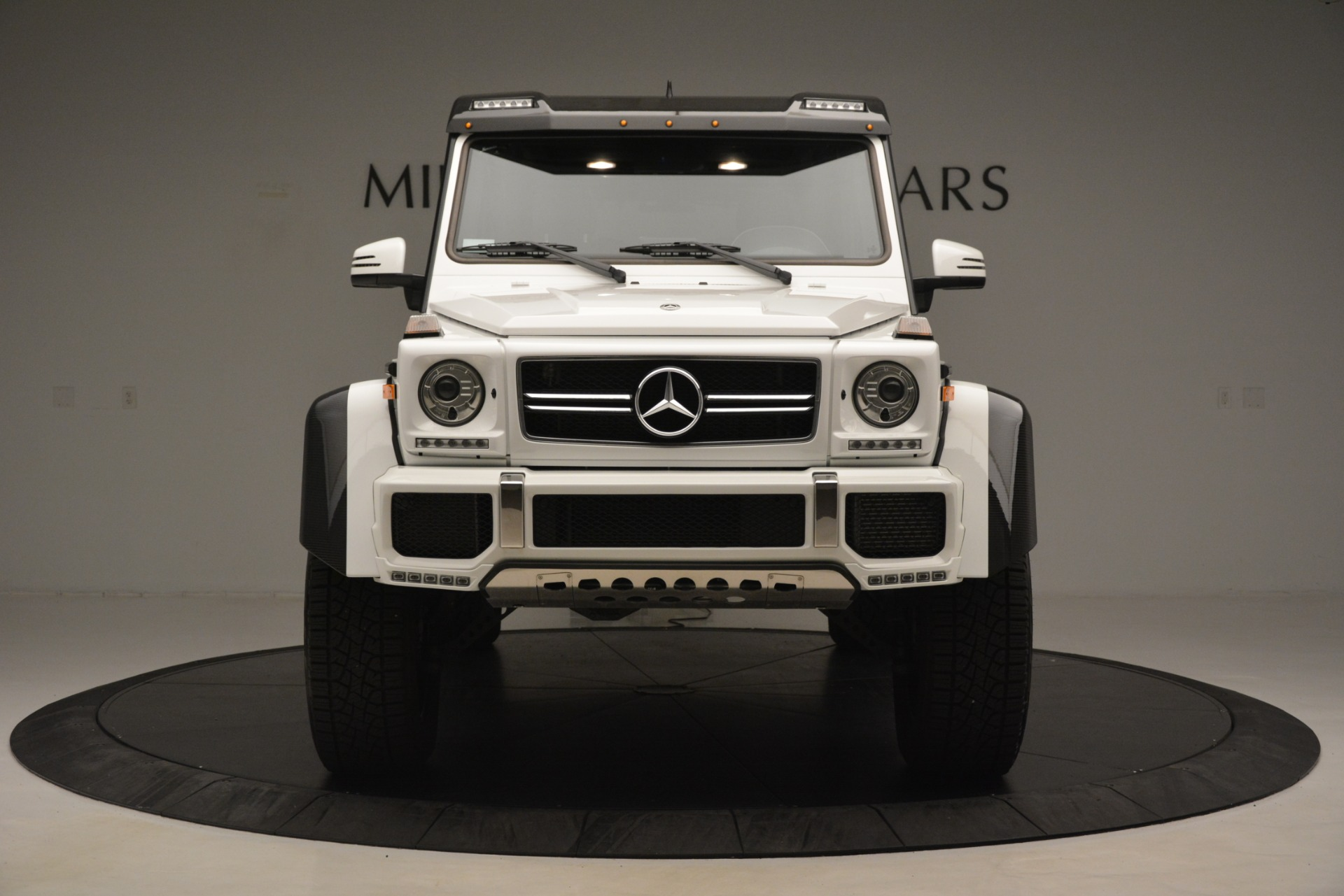 Used 2018 Mercedes-Benz G-Class G 550 4x4 Squared For Sale In Greenwich, CT. Alfa Romeo of Greenwich, 4520A 3204_p12