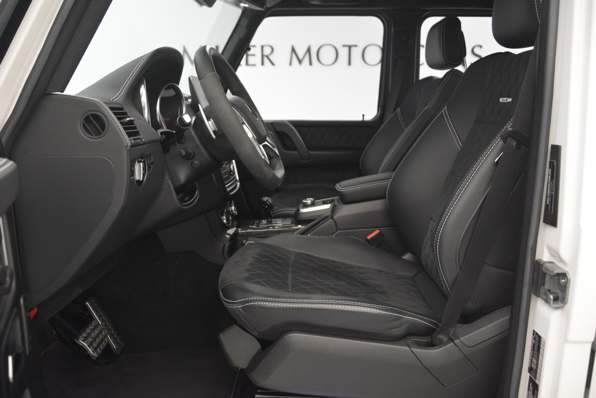 Used 2018 Mercedes-Benz G-Class G 550 4x4 Squared For Sale In Greenwich, CT. Alfa Romeo of Greenwich, 4520A 3204_p14