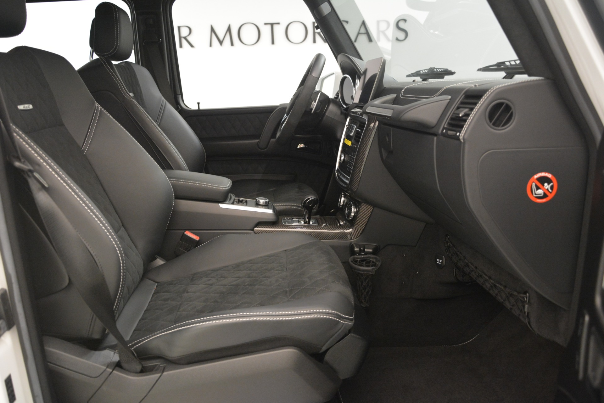 Used 2018 Mercedes-Benz G-Class G 550 4x4 Squared For Sale In Greenwich, CT. Alfa Romeo of Greenwich, 4520A 3204_p19