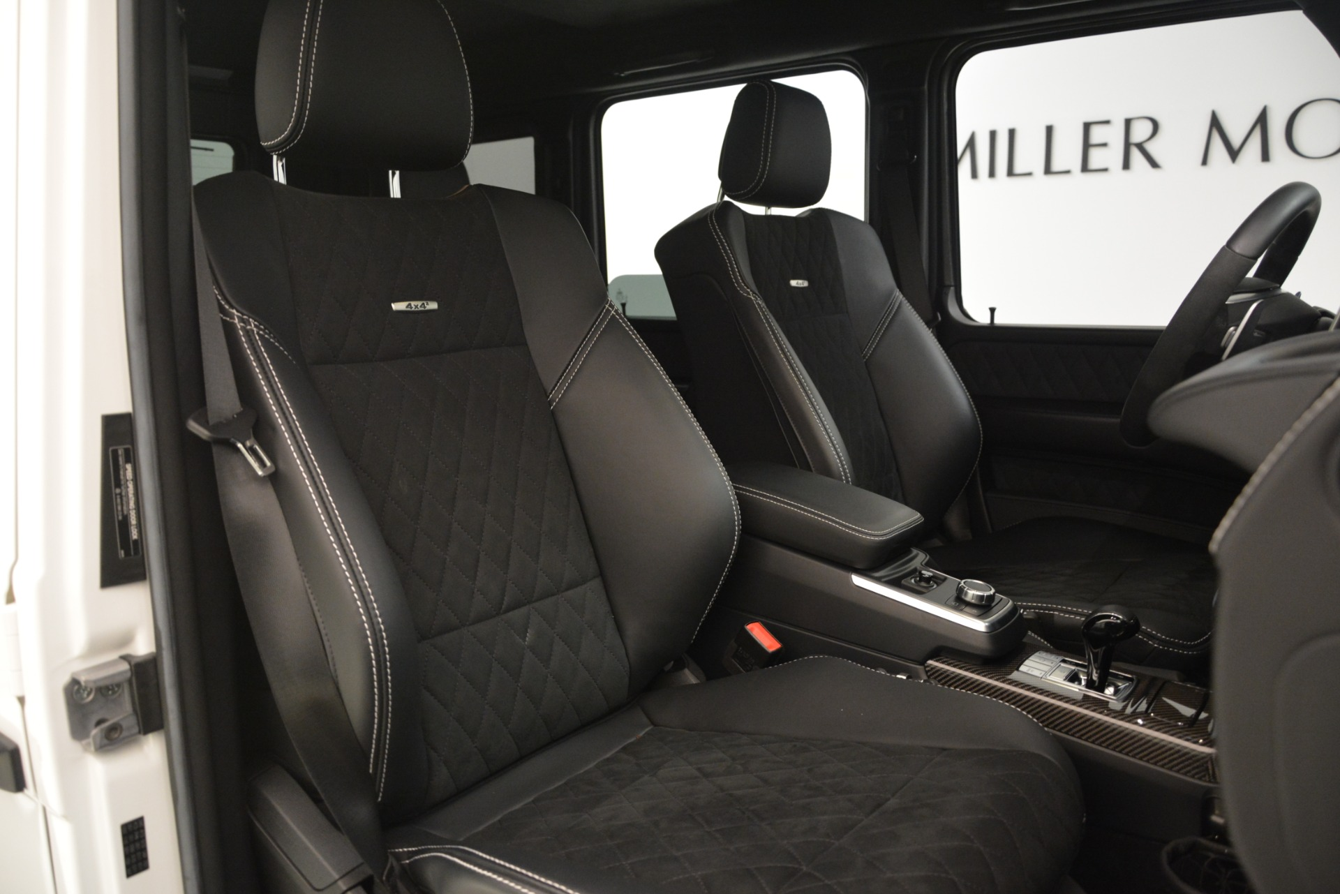 Used 2018 Mercedes-Benz G-Class G 550 4x4 Squared For Sale In Greenwich, CT. Alfa Romeo of Greenwich, 4520A 3204_p20