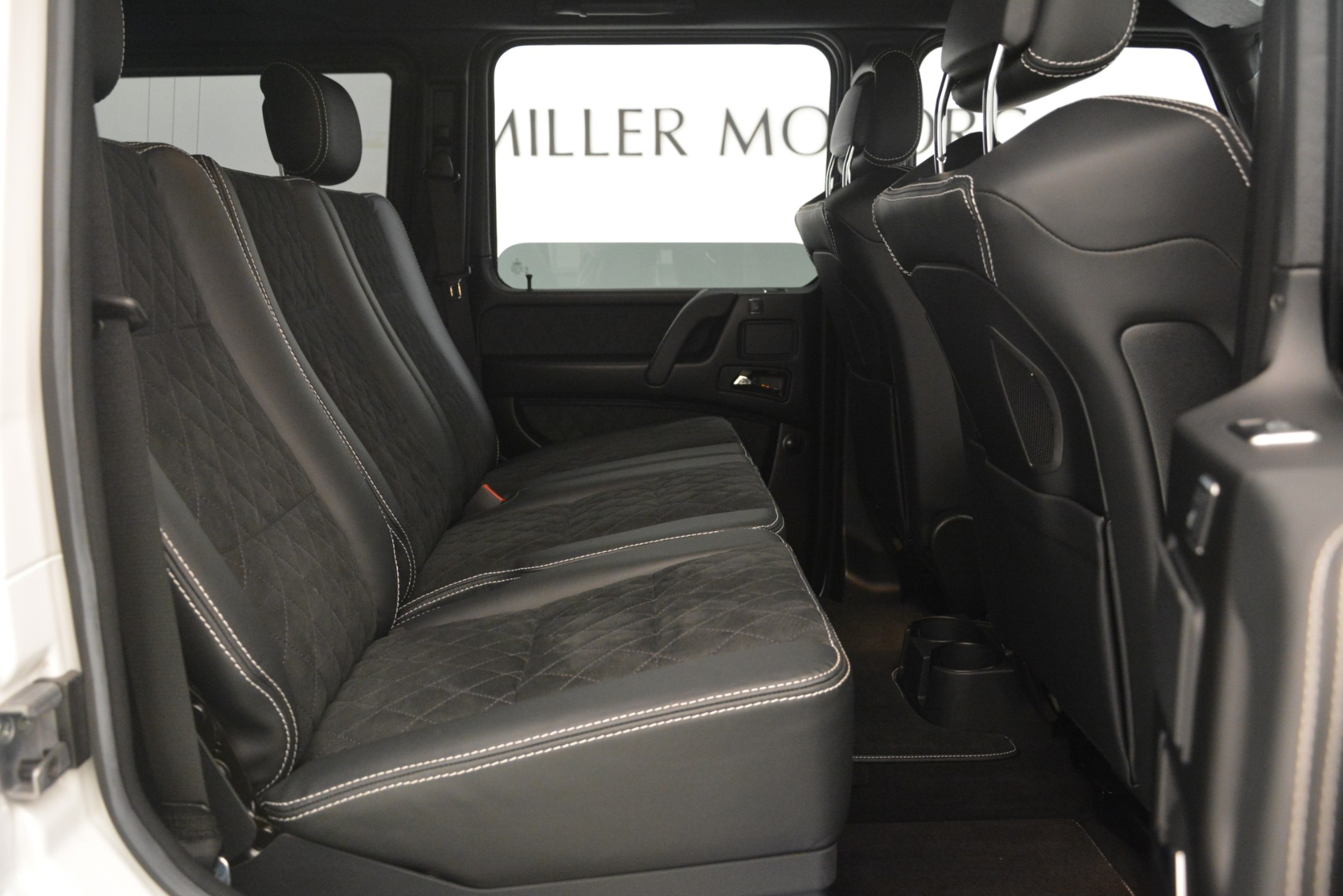 Used 2018 Mercedes-Benz G-Class G 550 4x4 Squared For Sale In Greenwich, CT. Alfa Romeo of Greenwich, 4520A 3204_p21