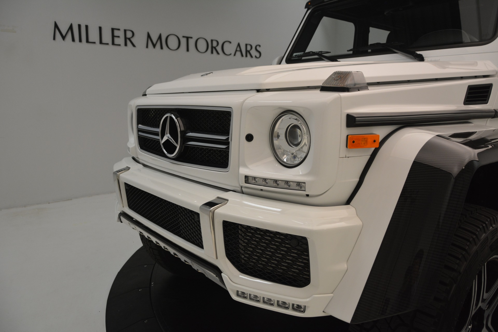 Used 2018 Mercedes-Benz G-Class G 550 4x4 Squared For Sale In Greenwich, CT. Alfa Romeo of Greenwich, 4520A 3204_p23