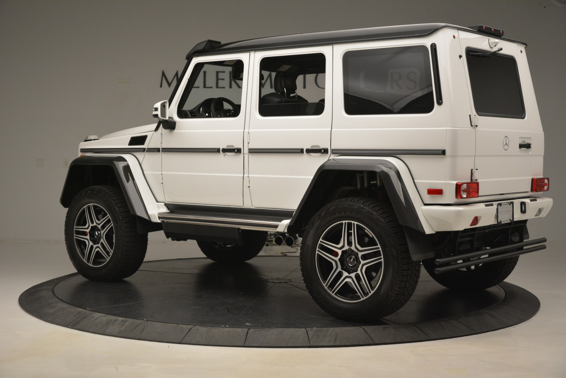 Used 2018 Mercedes-Benz G-Class G 550 4x4 Squared For Sale In Greenwich, CT. Alfa Romeo of Greenwich, 4520A 3204_p4