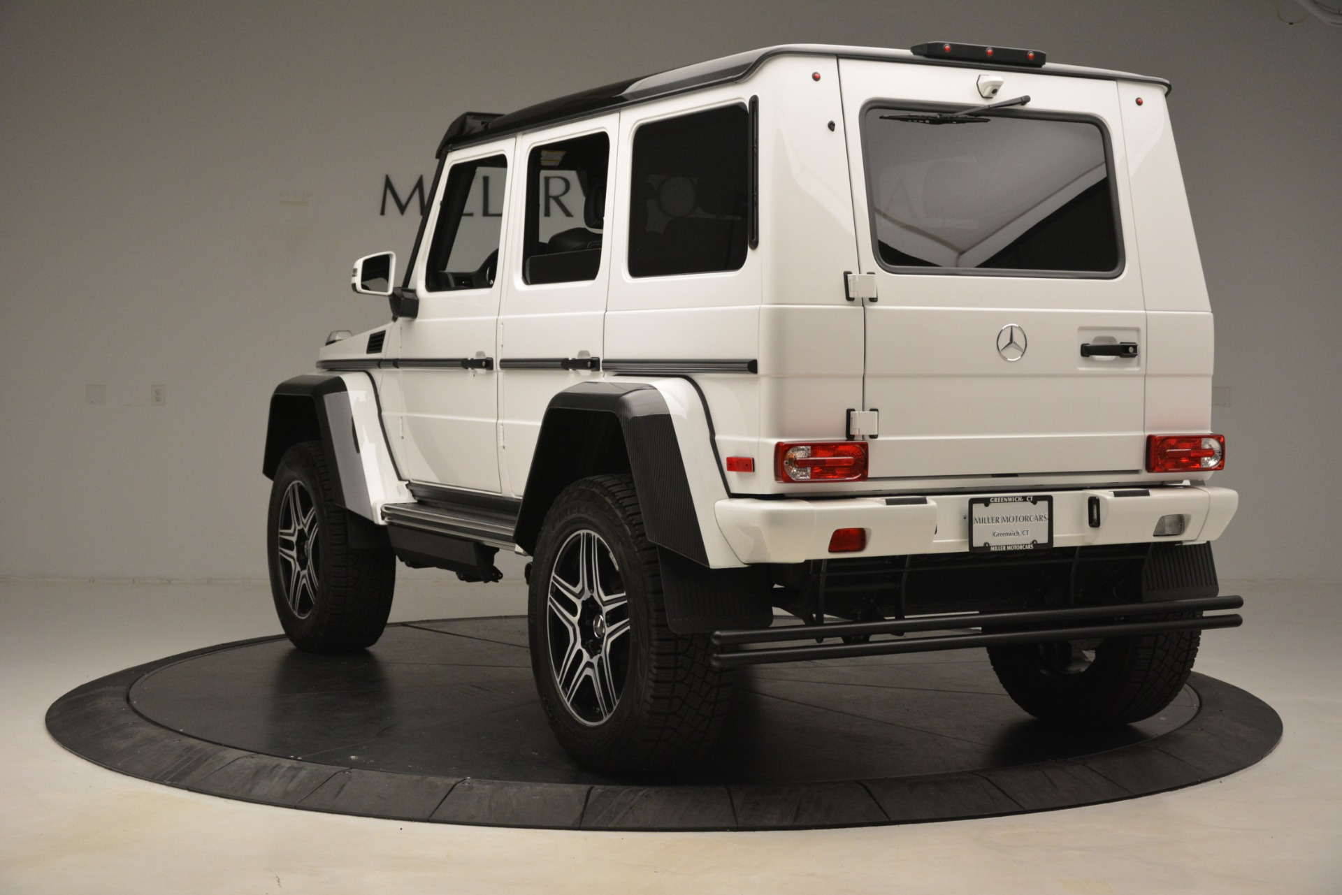 Used 2018 Mercedes-Benz G-Class G 550 4x4 Squared For Sale In Greenwich, CT. Alfa Romeo of Greenwich, 4520A 3204_p5