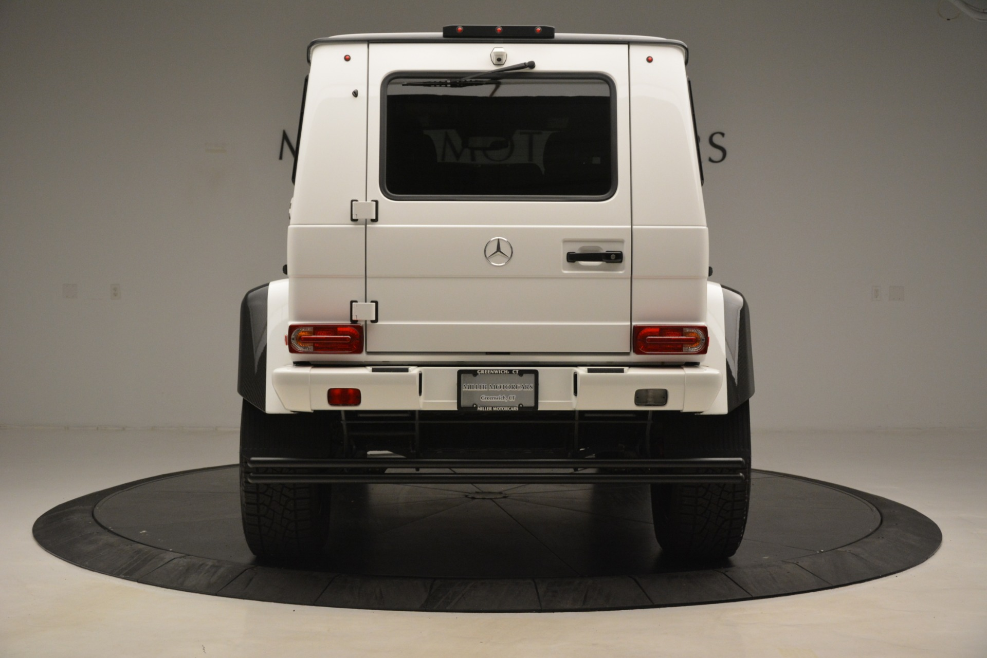 Used 2018 Mercedes-Benz G-Class G 550 4x4 Squared For Sale In Greenwich, CT. Alfa Romeo of Greenwich, 4520A 3204_p6