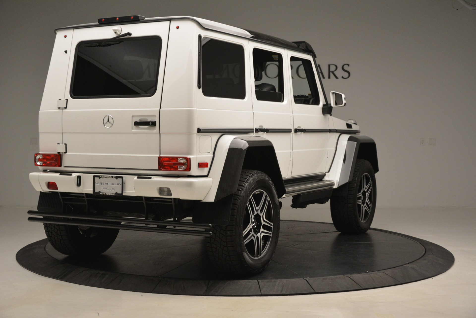 Used 2018 Mercedes-Benz G-Class G 550 4x4 Squared For Sale In Greenwich, CT. Alfa Romeo of Greenwich, 4520A 3204_p7
