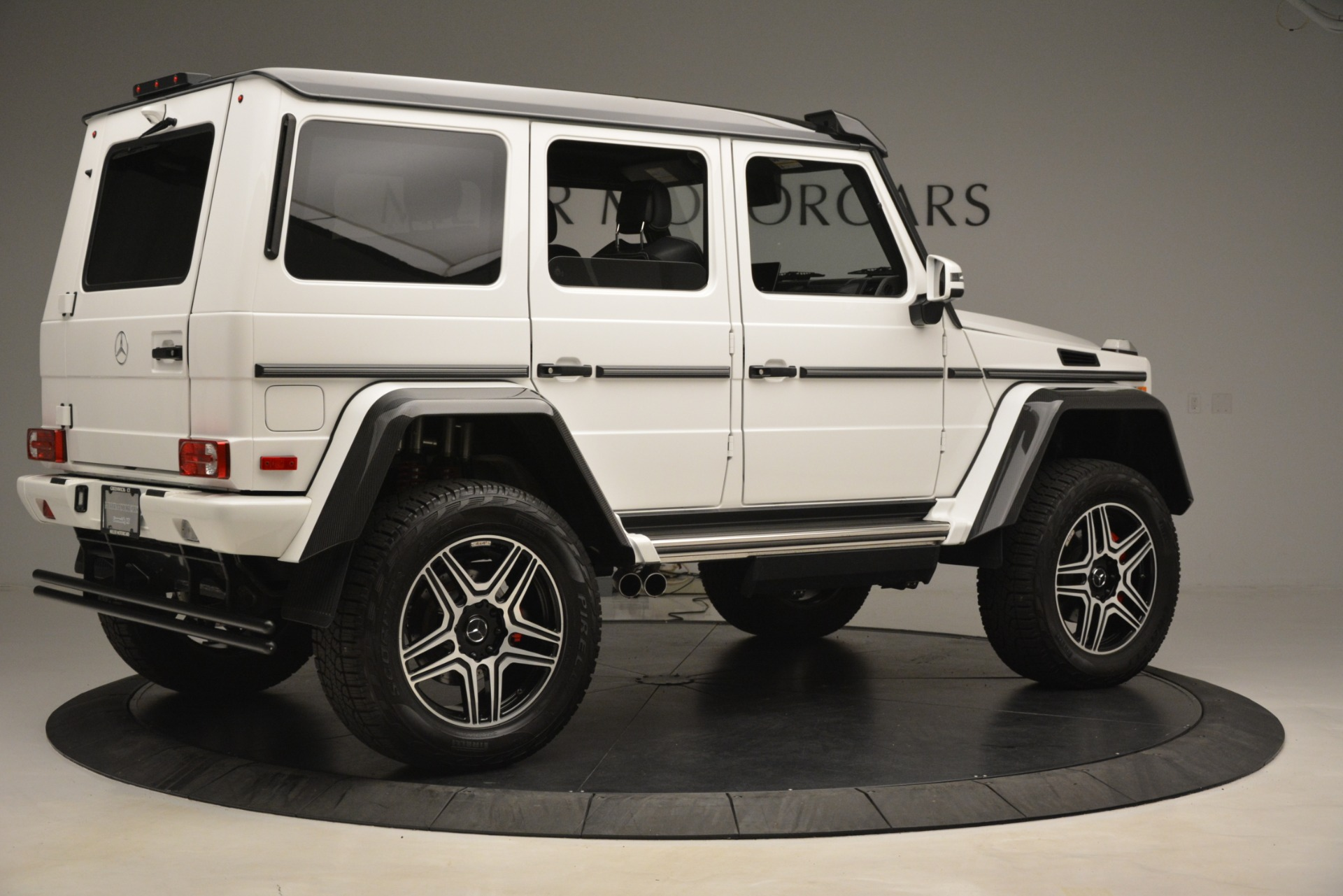 Used 2018 Mercedes-Benz G-Class G 550 4x4 Squared For Sale In Greenwich, CT. Alfa Romeo of Greenwich, 4520A 3204_p8