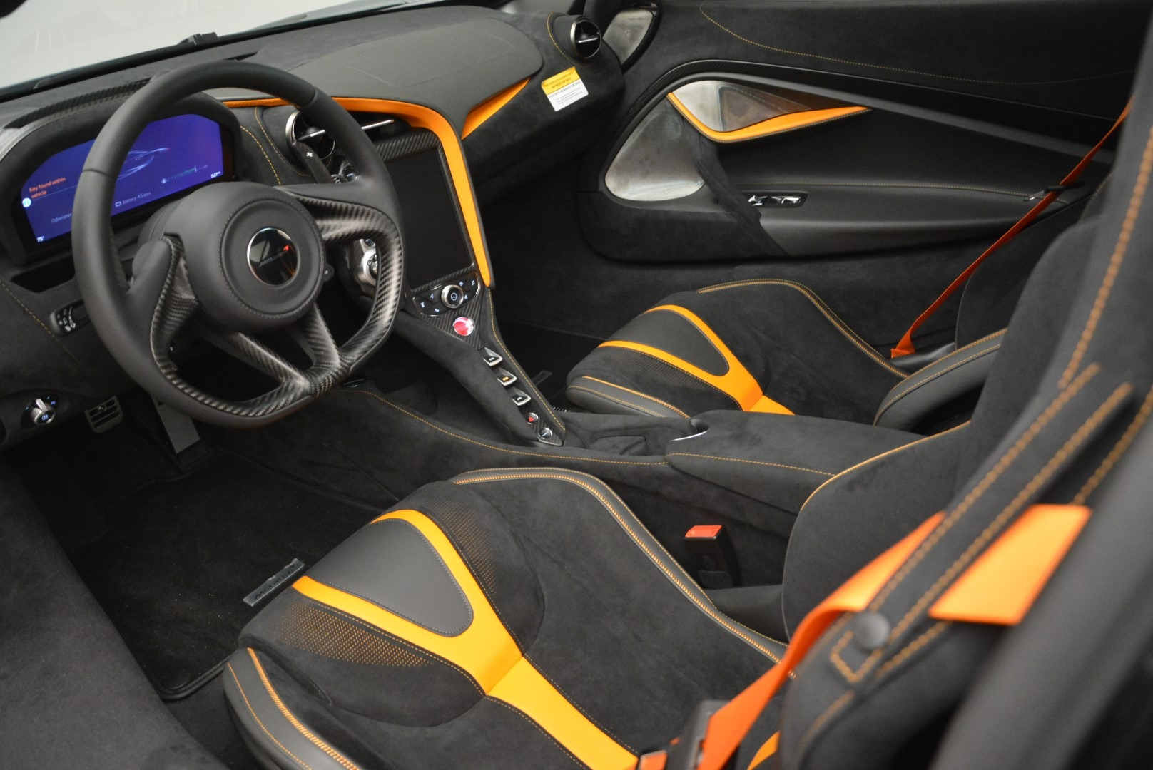 Used 2018 McLaren 720S Coupe For Sale In Greenwich, CT. Alfa Romeo of Greenwich, 3166 3205_p15