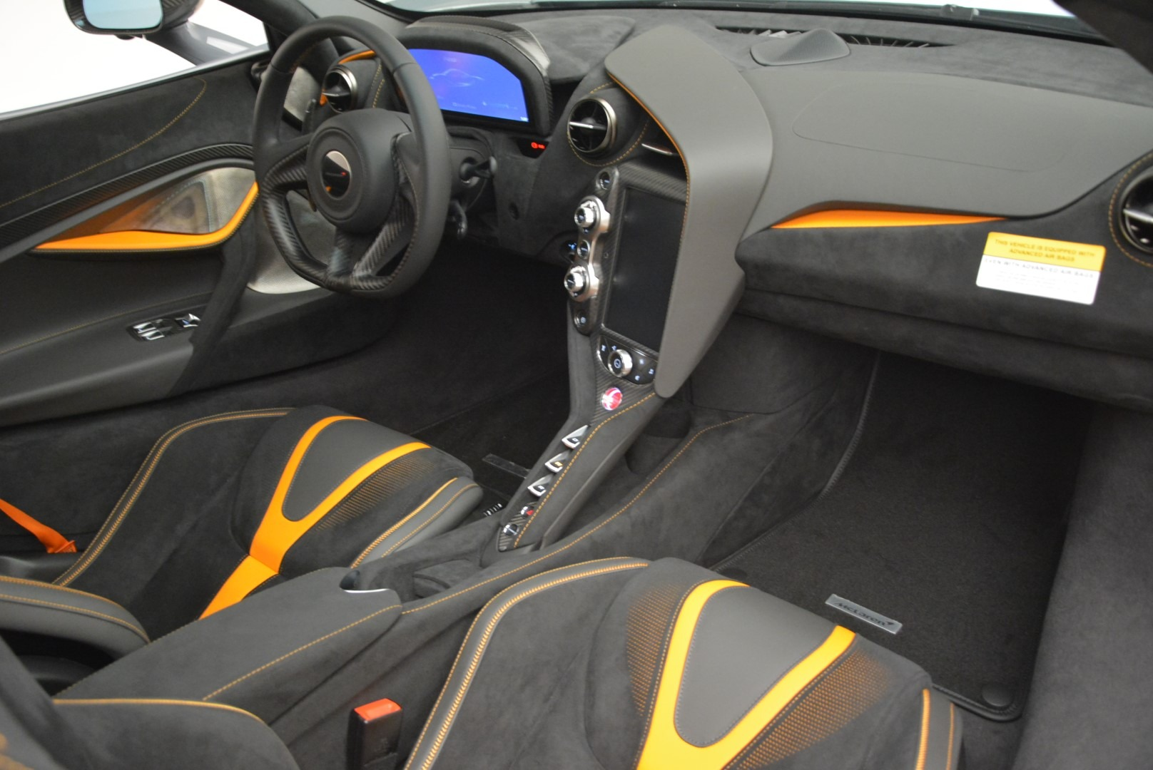 Used 2018 McLaren 720S Coupe For Sale In Greenwich, CT. Alfa Romeo of Greenwich, 3166 3205_p18