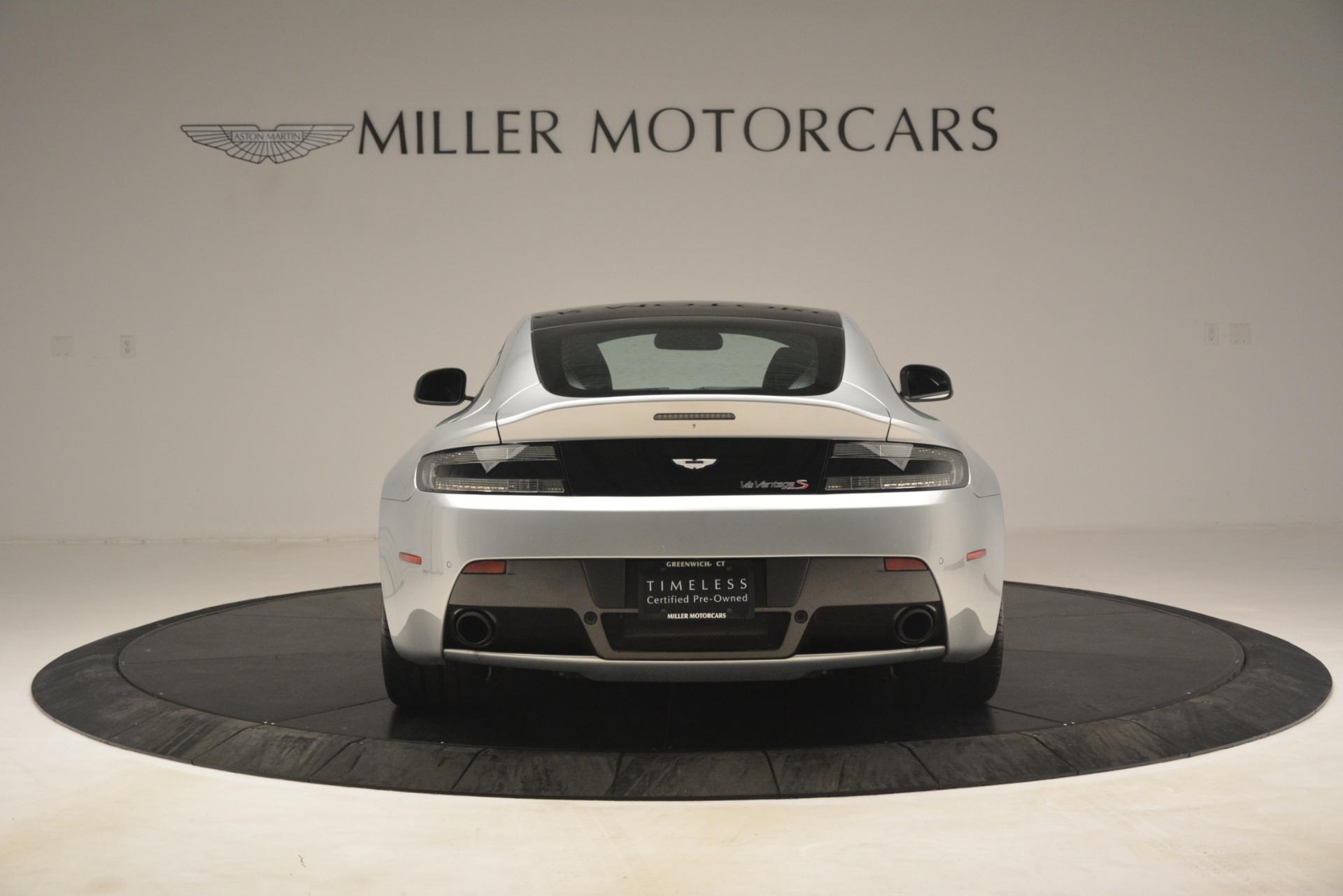 Used 2015 Aston Martin V12 Vantage S Coupe For Sale In Greenwich, CT. Alfa Romeo of Greenwich, 7577 3206_p6