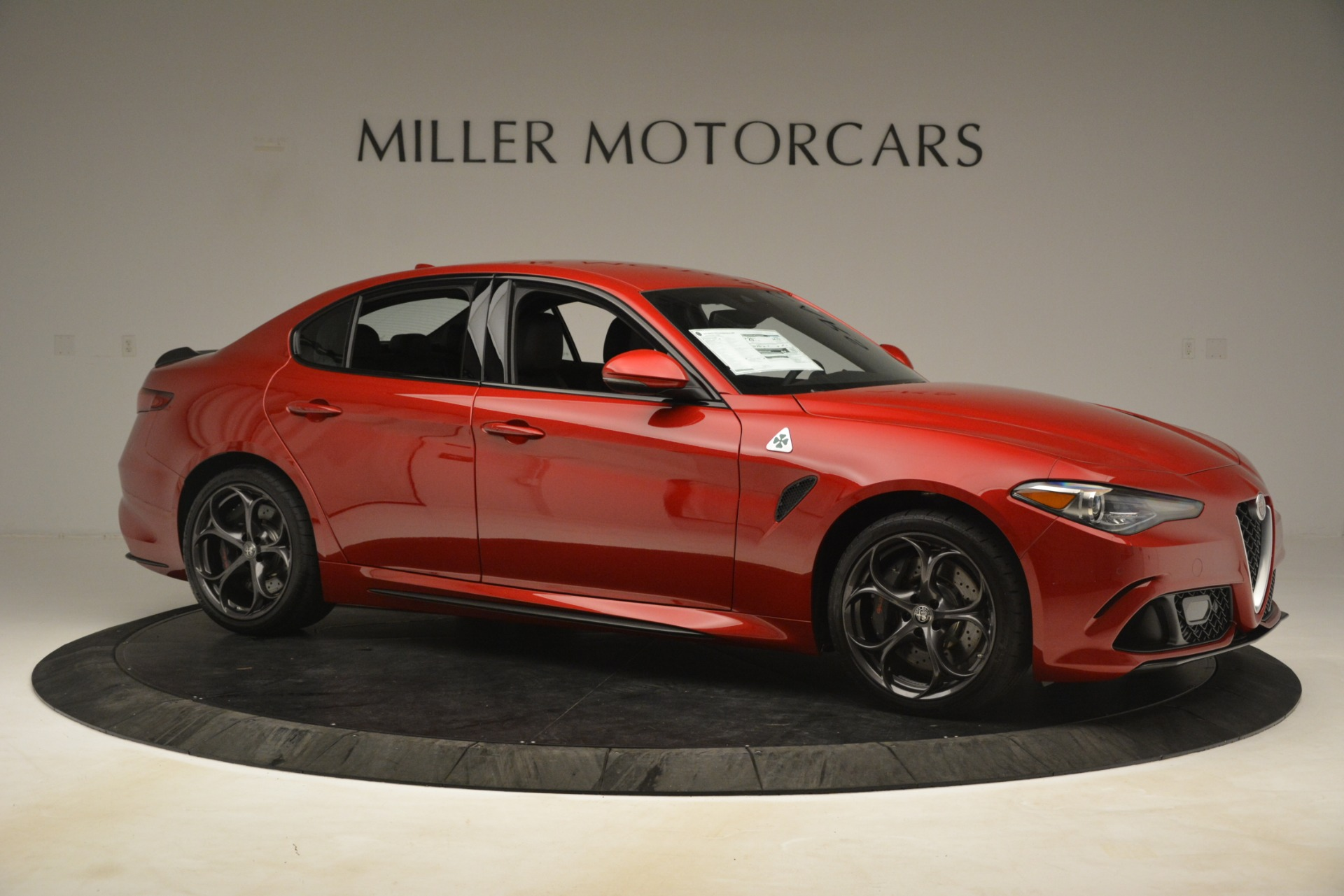 New 2019 Alfa Romeo Giulia Quadrifoglio For Sale In Greenwich, CT. Alfa Romeo of Greenwich, L620 3208_p10