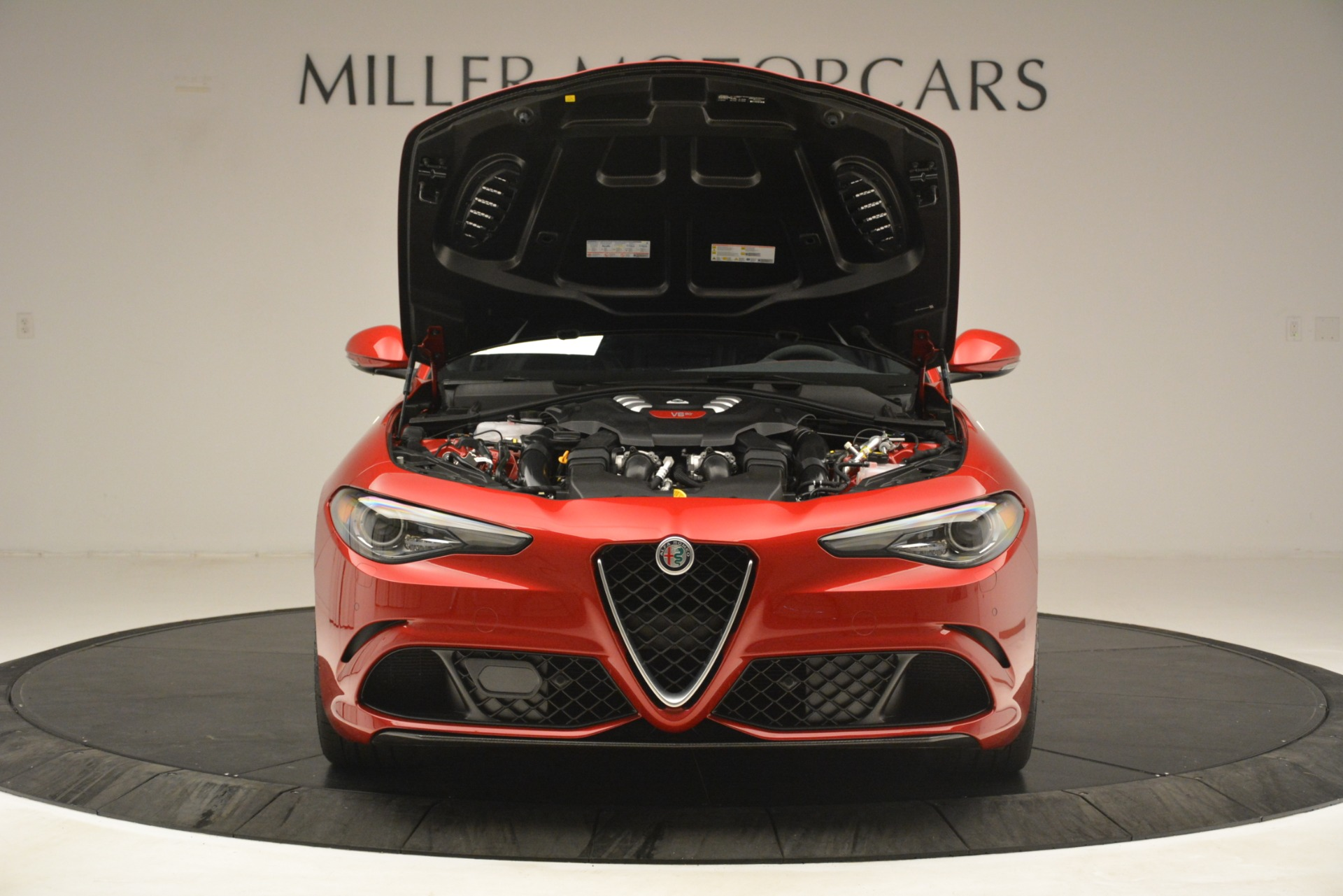 New 2019 Alfa Romeo Giulia Quadrifoglio For Sale In Greenwich, CT. Alfa Romeo of Greenwich, L620 3208_p13