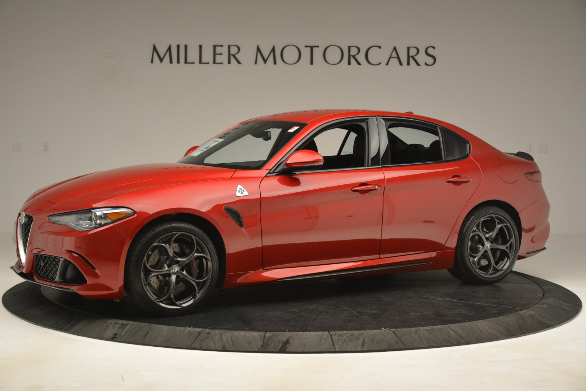 New 2019 Alfa Romeo Giulia Quadrifoglio For Sale In Greenwich, CT. Alfa Romeo of Greenwich, L620 3208_p2