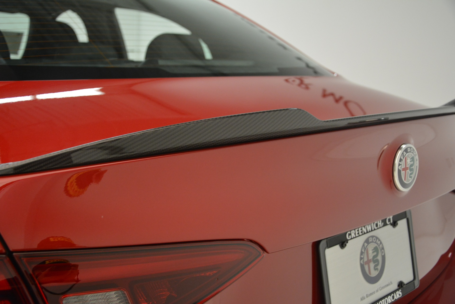New 2019 Alfa Romeo Giulia Quadrifoglio For Sale In Greenwich, CT. Alfa Romeo of Greenwich, L620 3208_p34