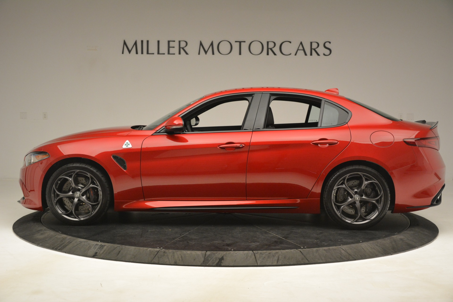 New 2019 Alfa Romeo Giulia Quadrifoglio For Sale In Greenwich, CT. Alfa Romeo of Greenwich, L620 3208_p3