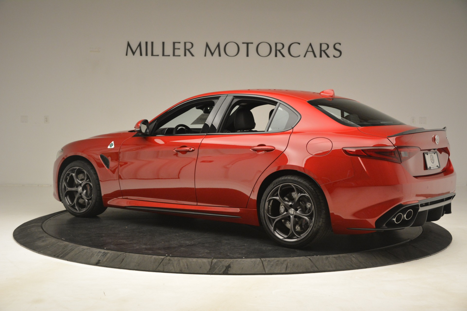 New 2019 Alfa Romeo Giulia Quadrifoglio For Sale In Greenwich, CT. Alfa Romeo of Greenwich, L620 3208_p4