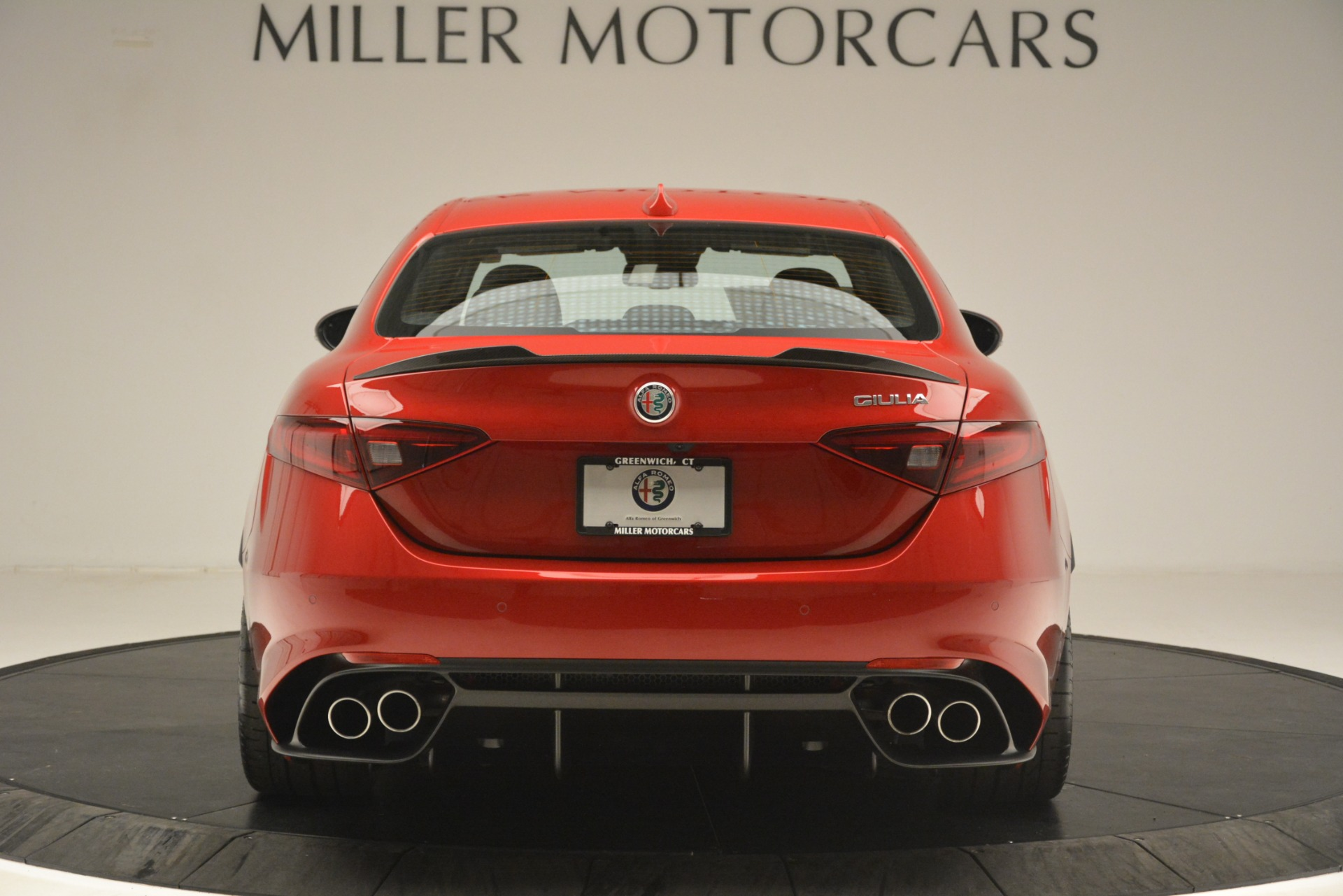 New 2019 Alfa Romeo Giulia Quadrifoglio For Sale In Greenwich, CT. Alfa Romeo of Greenwich, L620 3208_p6