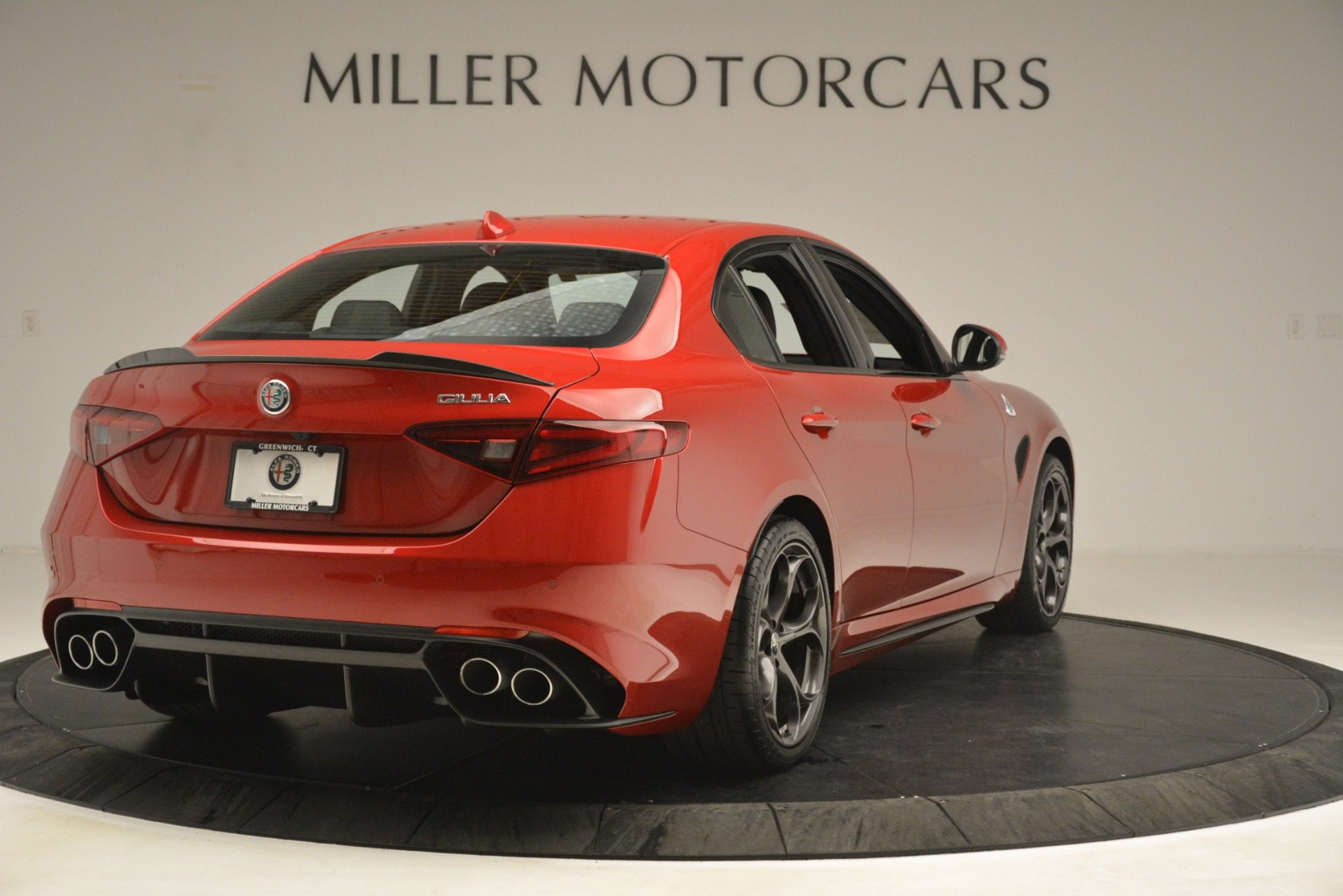 New 2019 Alfa Romeo Giulia Quadrifoglio For Sale In Greenwich, CT. Alfa Romeo of Greenwich, L620 3208_p7