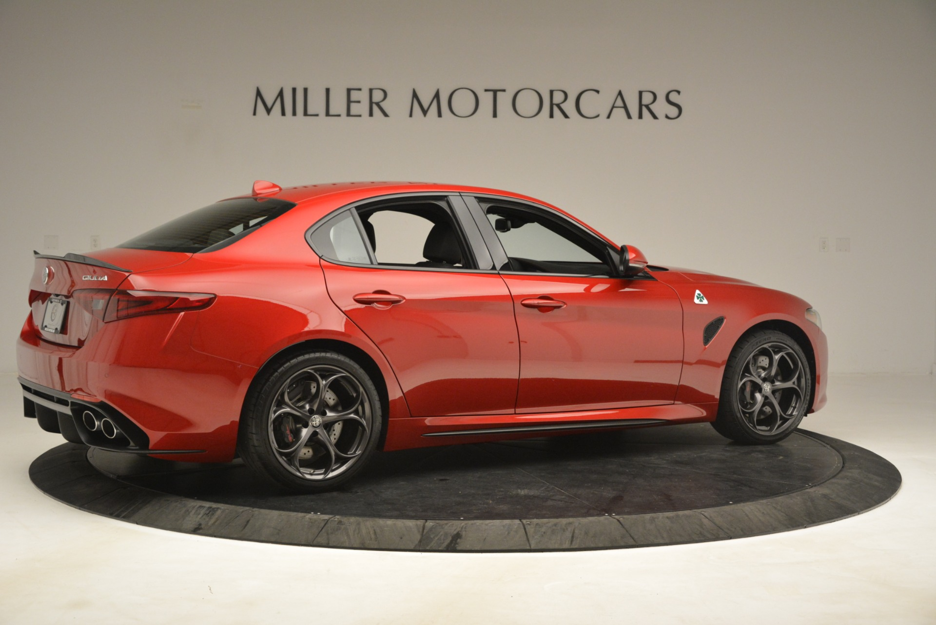 New 2019 Alfa Romeo Giulia Quadrifoglio For Sale In Greenwich, CT. Alfa Romeo of Greenwich, L620 3208_p8