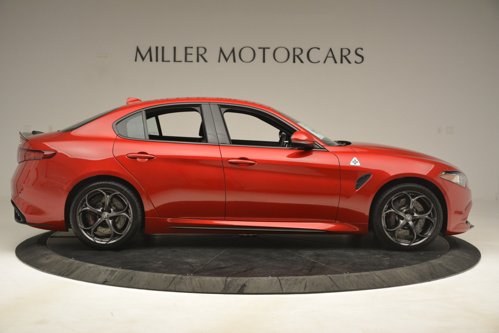 New 2019 Alfa Romeo Giulia Quadrifoglio For Sale In Greenwich, CT. Alfa Romeo of Greenwich, L620 3208_p9