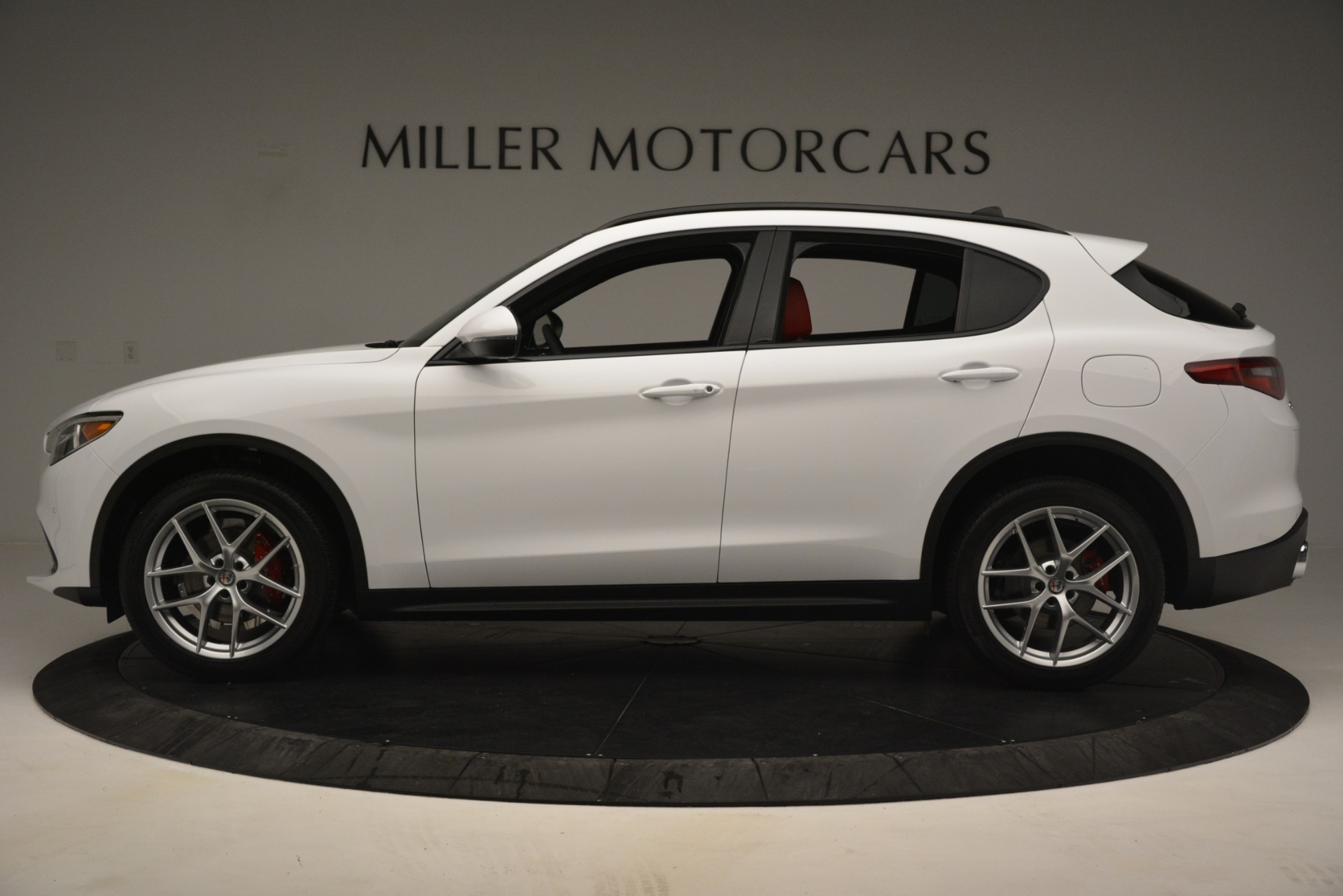 New 2019 Alfa Romeo Stelvio Ti Sport Q4 For Sale In Greenwich, CT. Alfa Romeo of Greenwich, L621 3209_p3