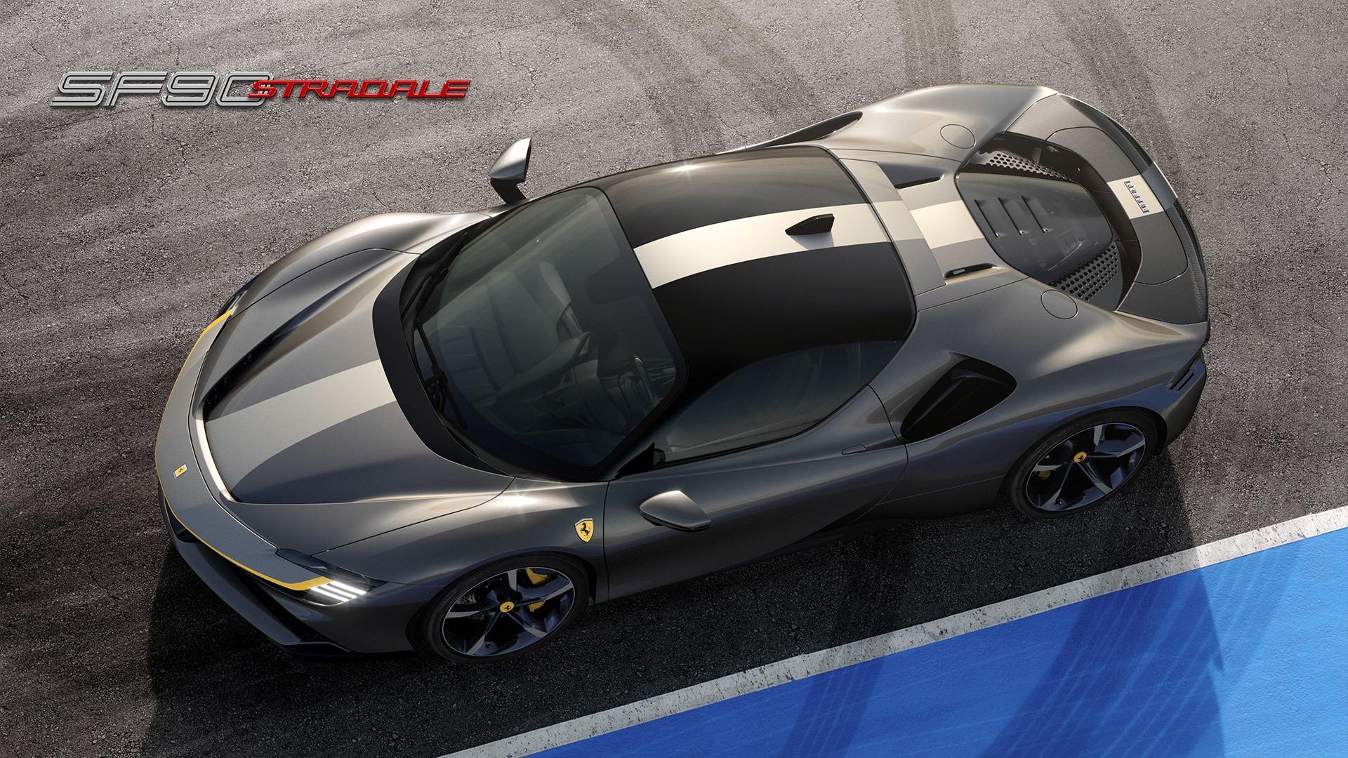 New 2020 Ferrari SF90 Stradale  For Sale In Greenwich, CT. Alfa Romeo of Greenwich, XXX00012 3211_main