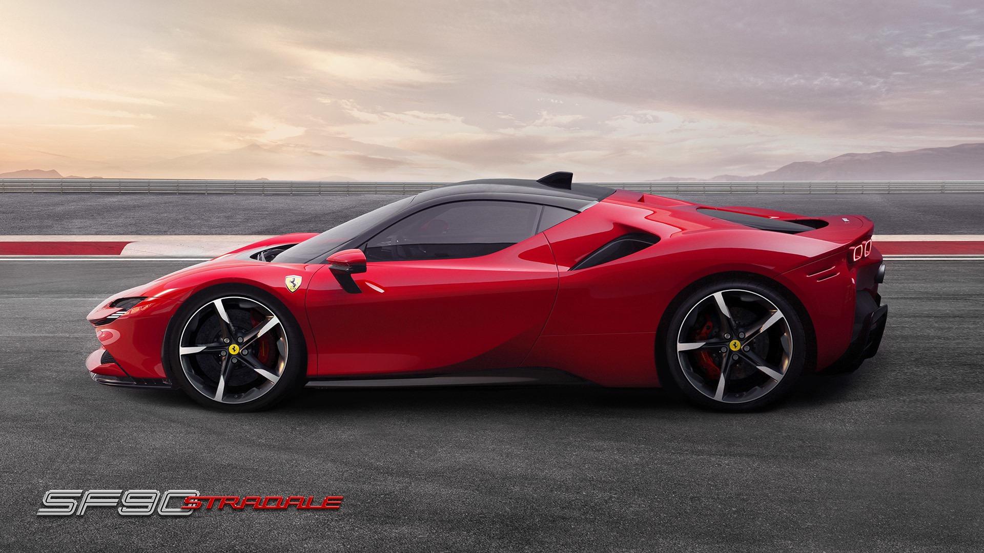 New 2020 Ferrari SF90 Stradale  For Sale In Greenwich, CT. Alfa Romeo of Greenwich, XXX00012 3211_p3