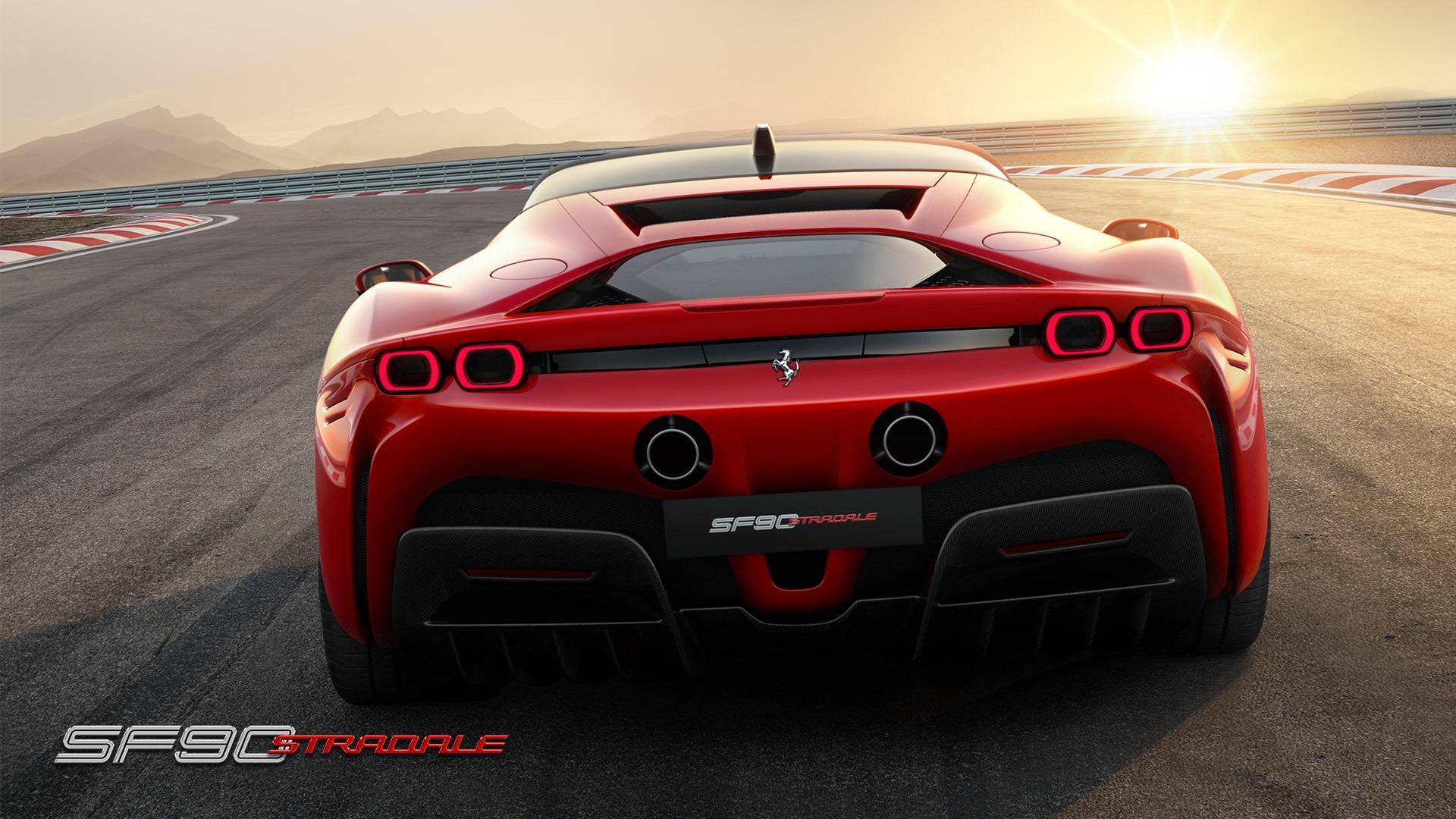 New 2020 Ferrari SF90 Stradale  For Sale In Greenwich, CT. Alfa Romeo of Greenwich, XXX00012 3211_p5