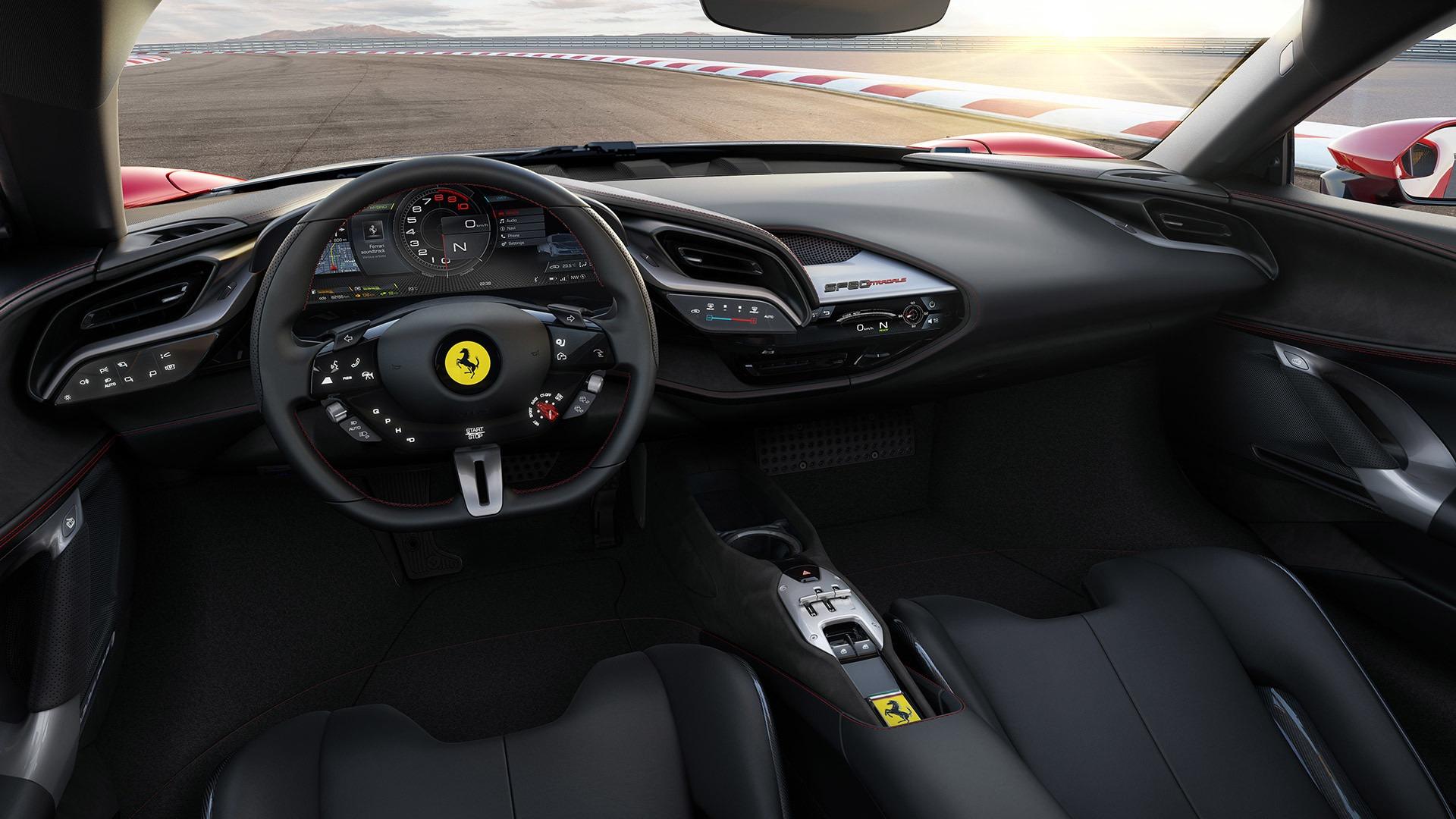 New 2020 Ferrari SF90 Stradale  For Sale In Greenwich, CT. Alfa Romeo of Greenwich, XXX00012 3211_p7