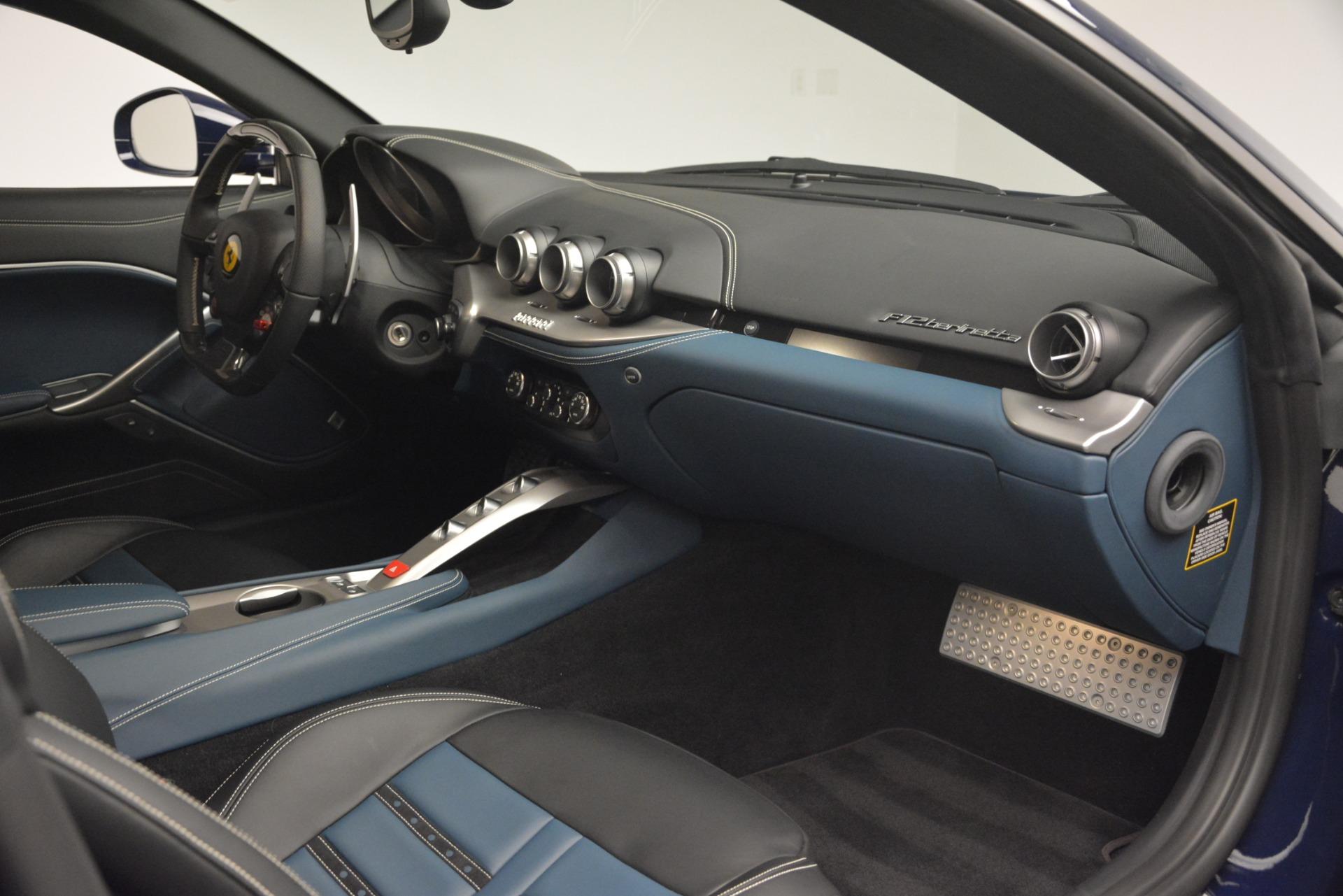 Used 2016 Ferrari F12 Berlinetta  For Sale In Greenwich, CT. Alfa Romeo of Greenwich, 4570 3212_p19