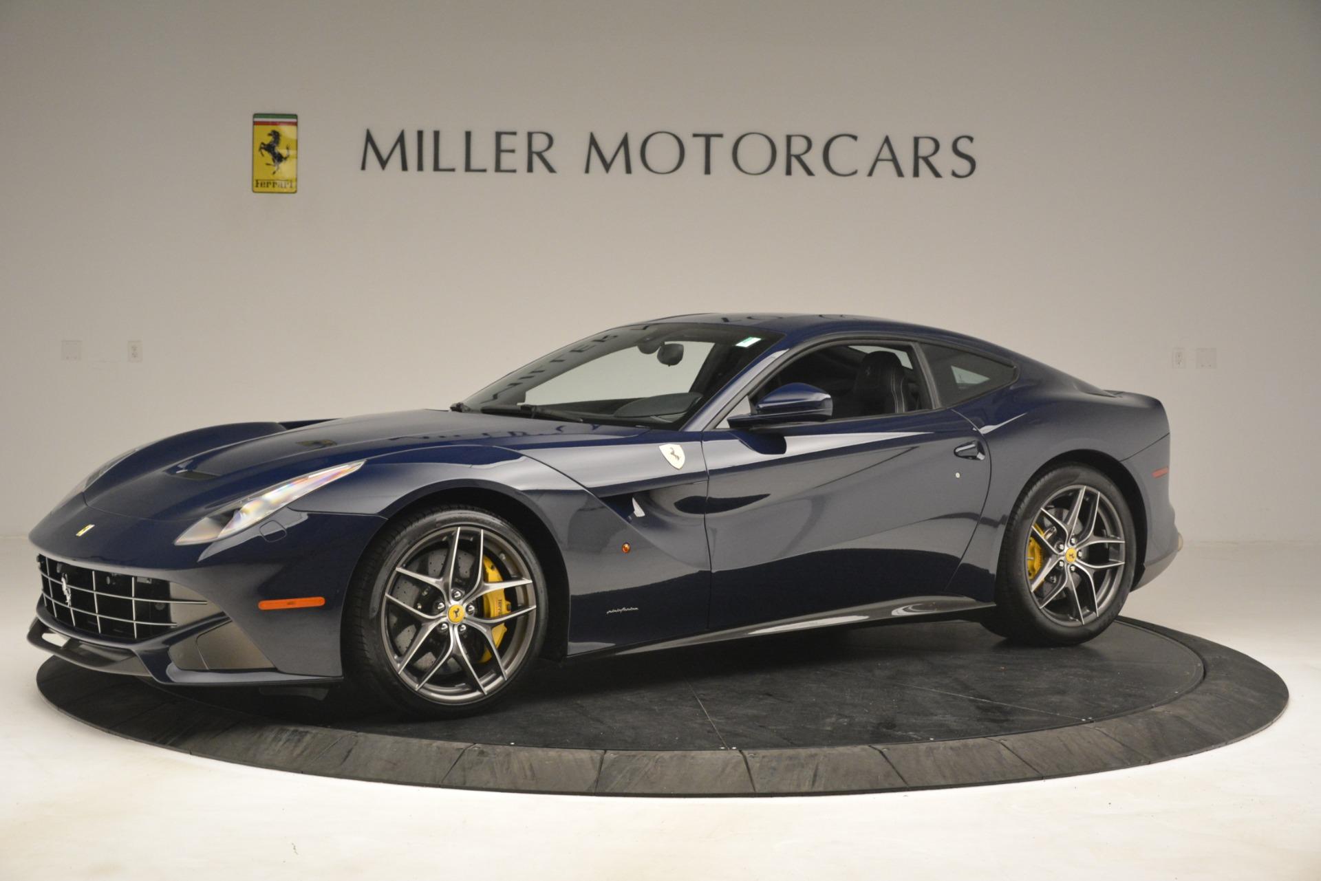 Used 2016 Ferrari F12 Berlinetta  For Sale In Greenwich, CT. Alfa Romeo of Greenwich, 4570 3212_p2