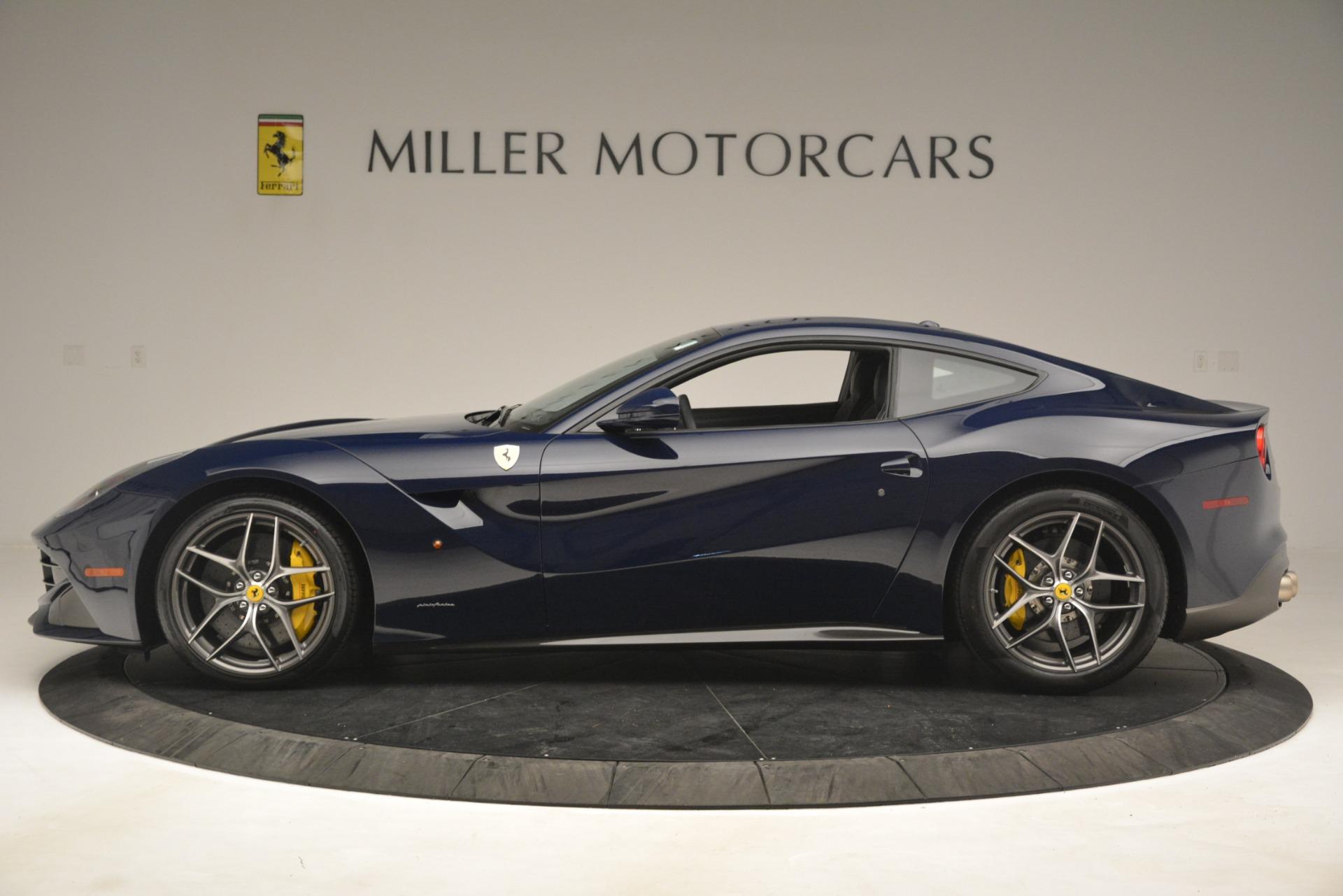 Used 2016 Ferrari F12 Berlinetta  For Sale In Greenwich, CT. Alfa Romeo of Greenwich, 4570 3212_p3