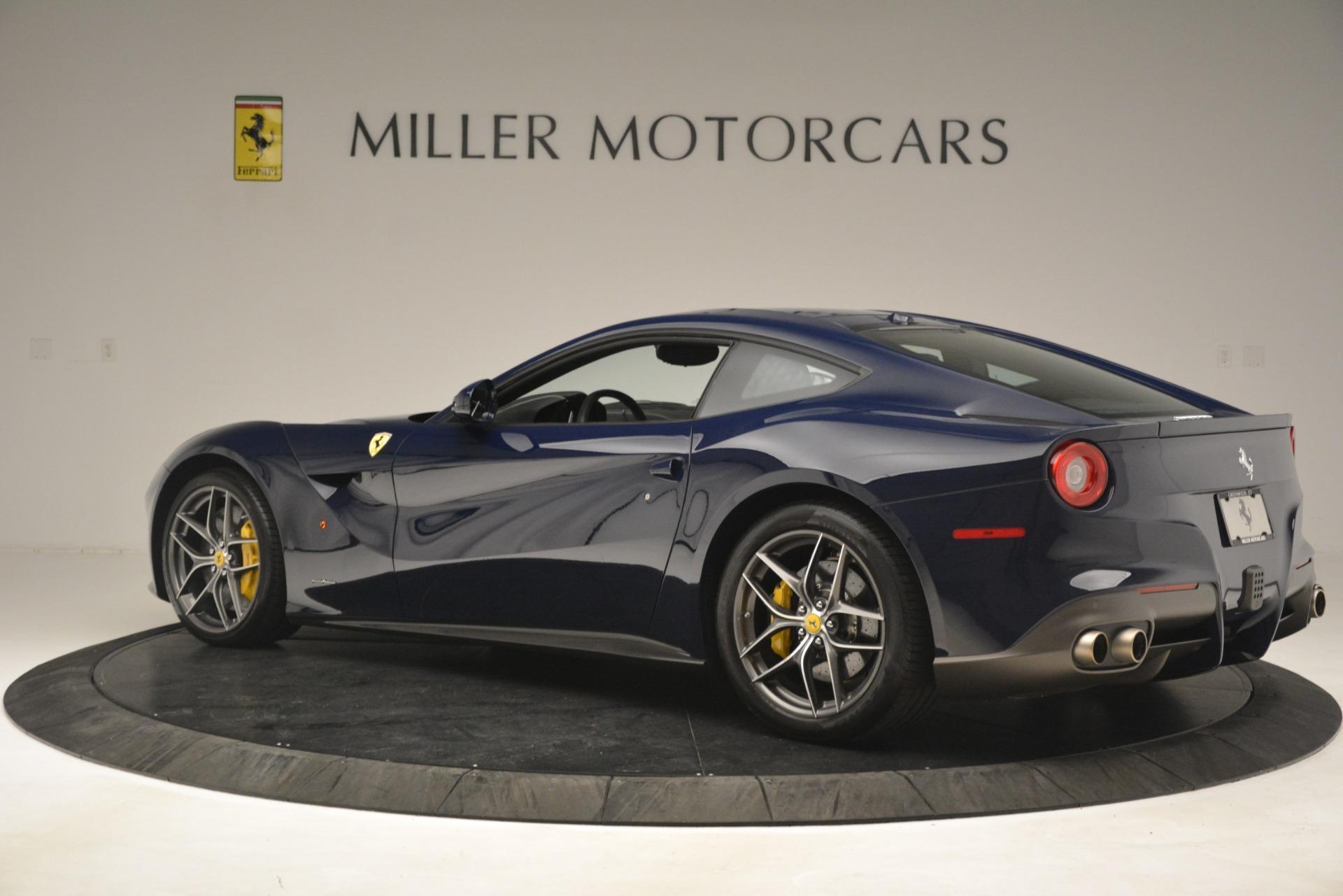 Used 2016 Ferrari F12 Berlinetta  For Sale In Greenwich, CT. Alfa Romeo of Greenwich, 4570 3212_p4
