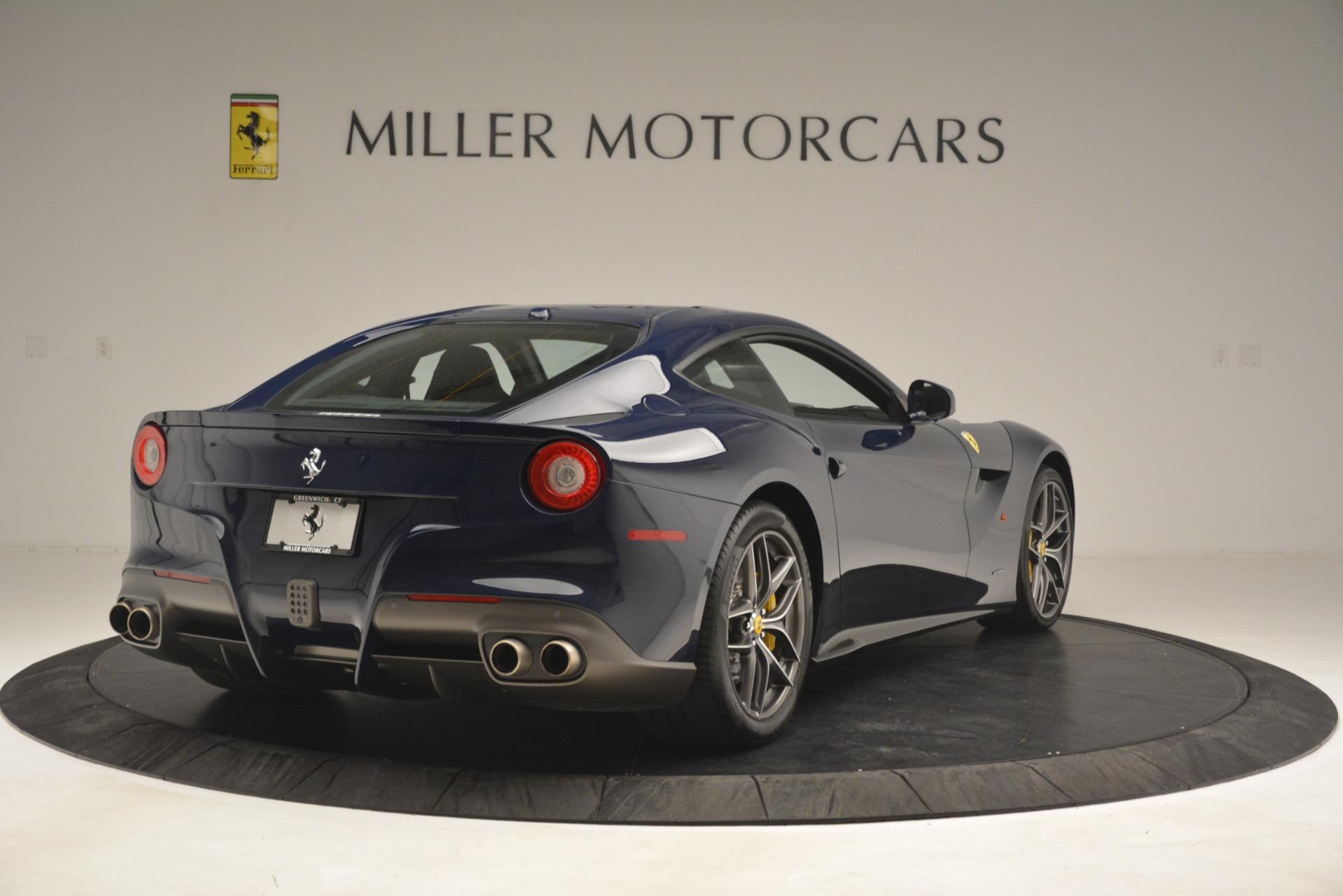 Used 2016 Ferrari F12 Berlinetta  For Sale In Greenwich, CT. Alfa Romeo of Greenwich, 4570 3212_p8