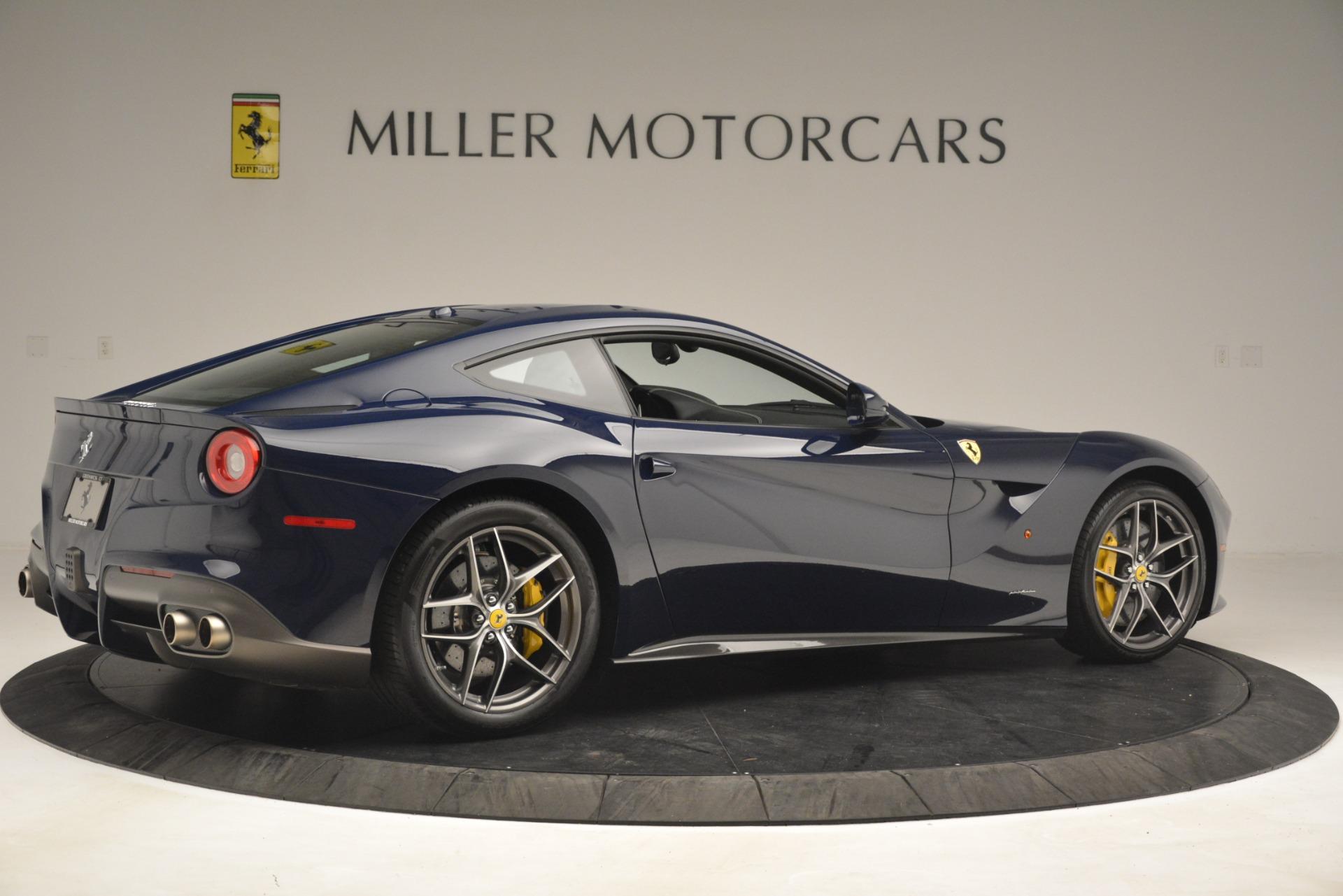 Used 2016 Ferrari F12 Berlinetta  For Sale In Greenwich, CT. Alfa Romeo of Greenwich, 4570 3212_p9