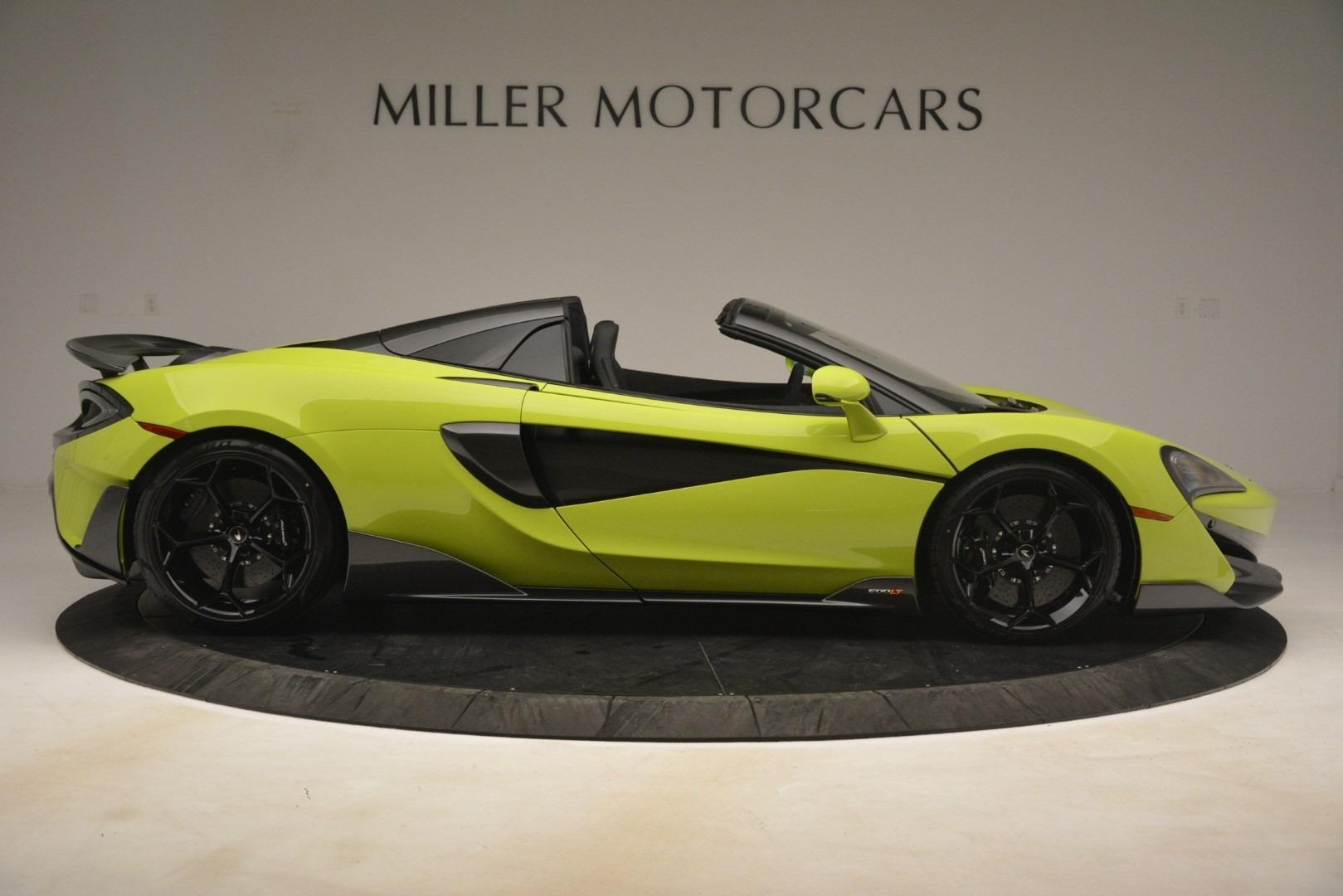 New 2020 McLaren 600LT Convertible For Sale In Greenwich, CT. Alfa Romeo of Greenwich, MC425 3213_p14