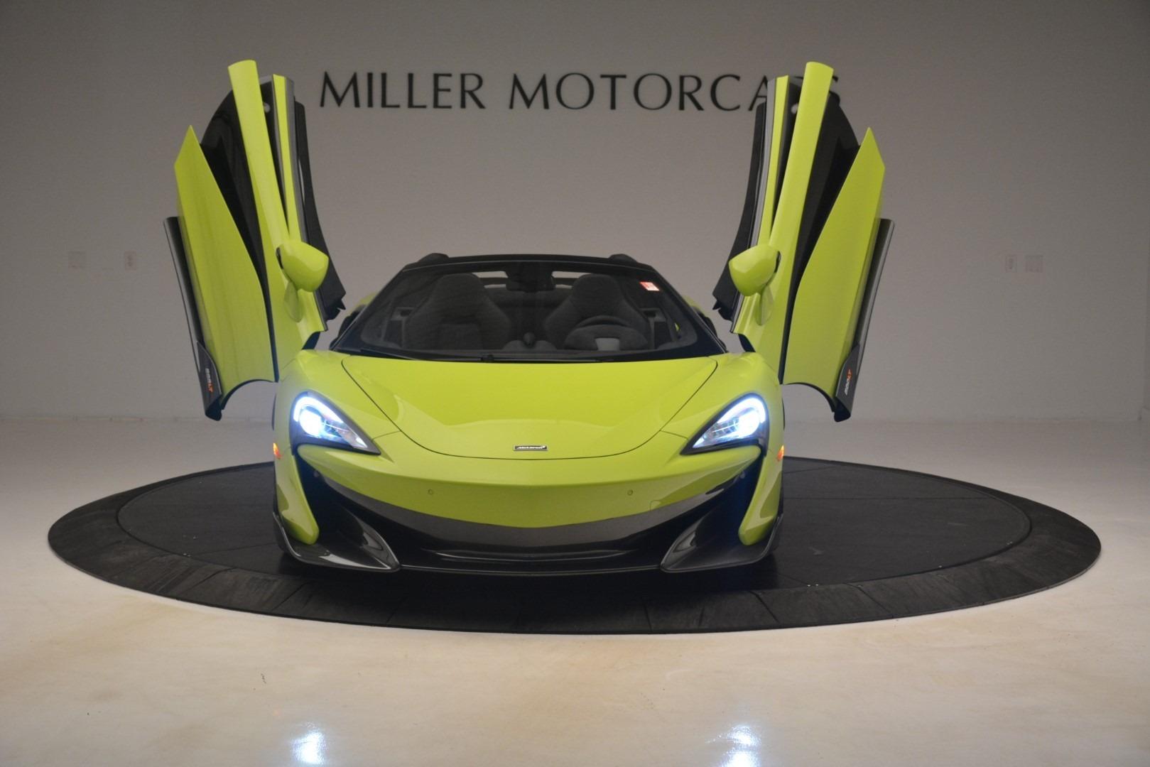 New 2020 McLaren 600LT Convertible For Sale In Greenwich, CT. Alfa Romeo of Greenwich, MC425 3213_p17