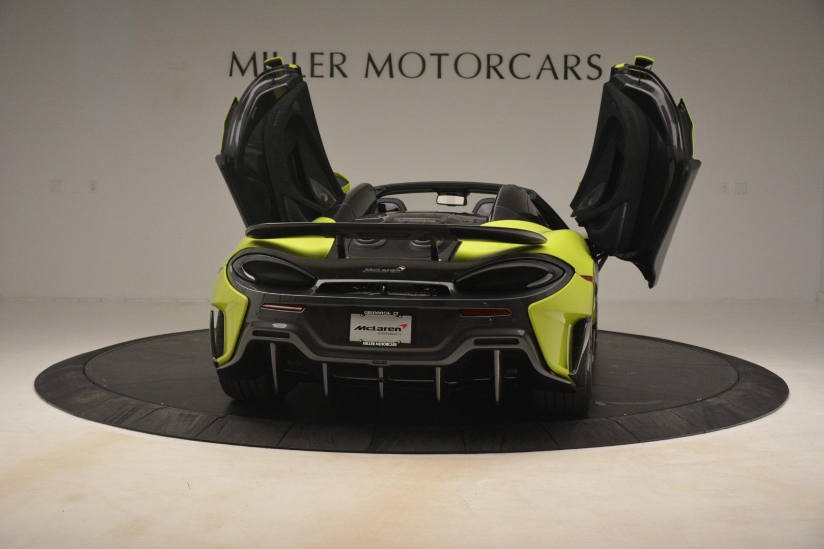 New 2020 McLaren 600LT Convertible For Sale In Greenwich, CT. Alfa Romeo of Greenwich, MC425 3213_p22