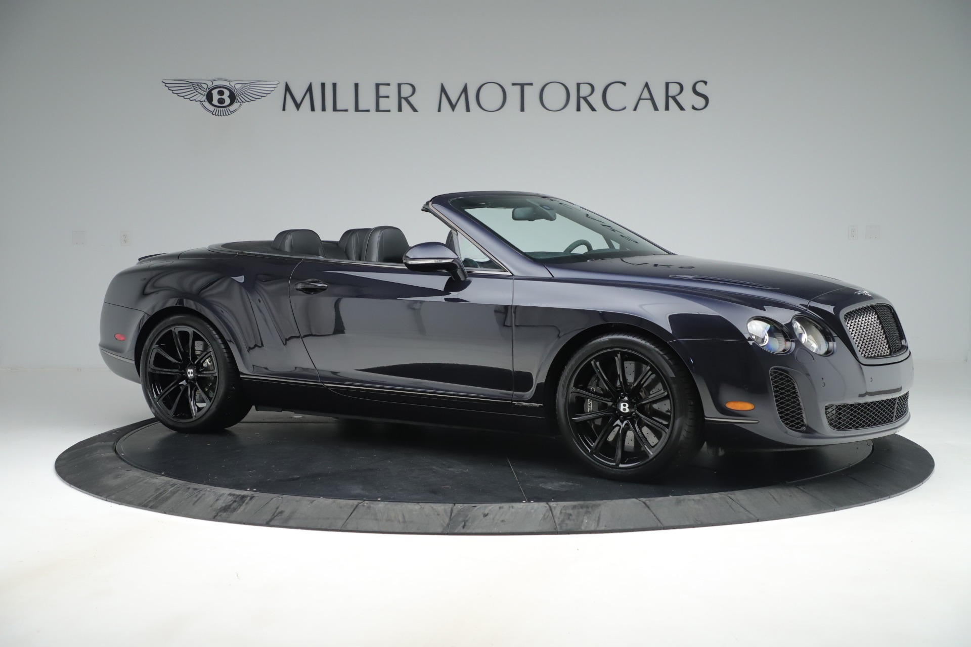 Used 2012 Bentley Continental GT Supersports For Sale In Greenwich, CT. Alfa Romeo of Greenwich, R511A 3214_p10