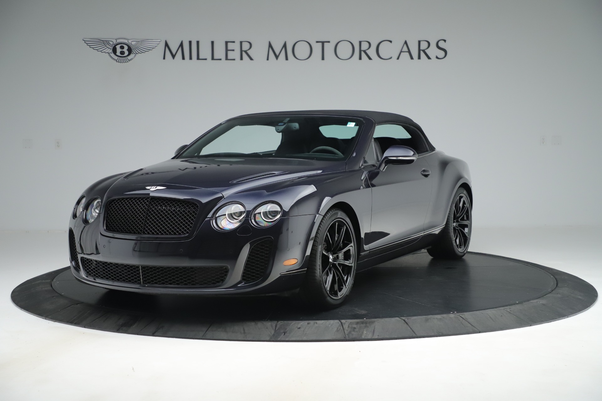 Used 2012 Bentley Continental GT Supersports For Sale In Greenwich, CT. Alfa Romeo of Greenwich, R511A 3214_p13