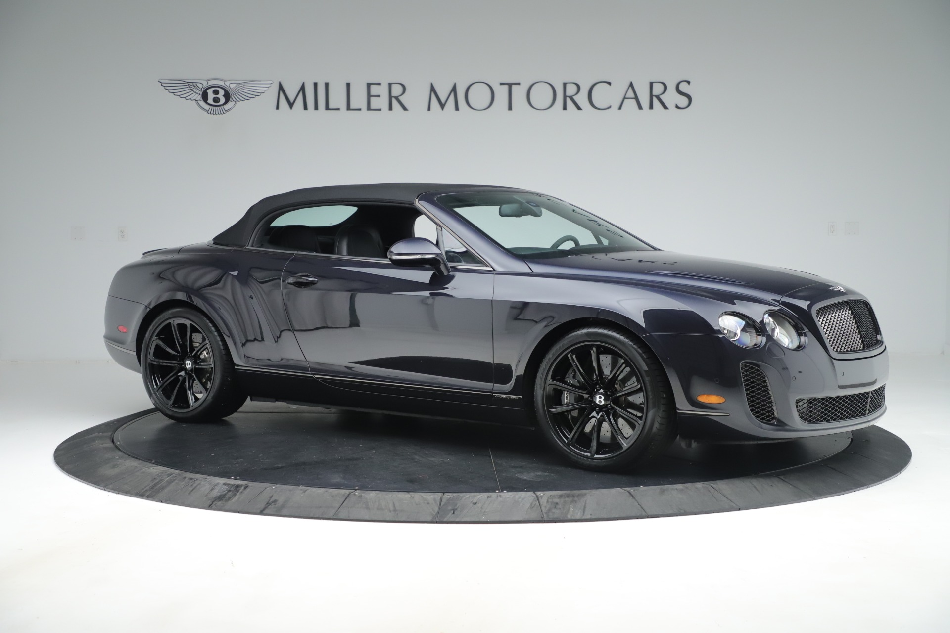 Used 2012 Bentley Continental GT Supersports For Sale In Greenwich, CT. Alfa Romeo of Greenwich, R511A 3214_p18